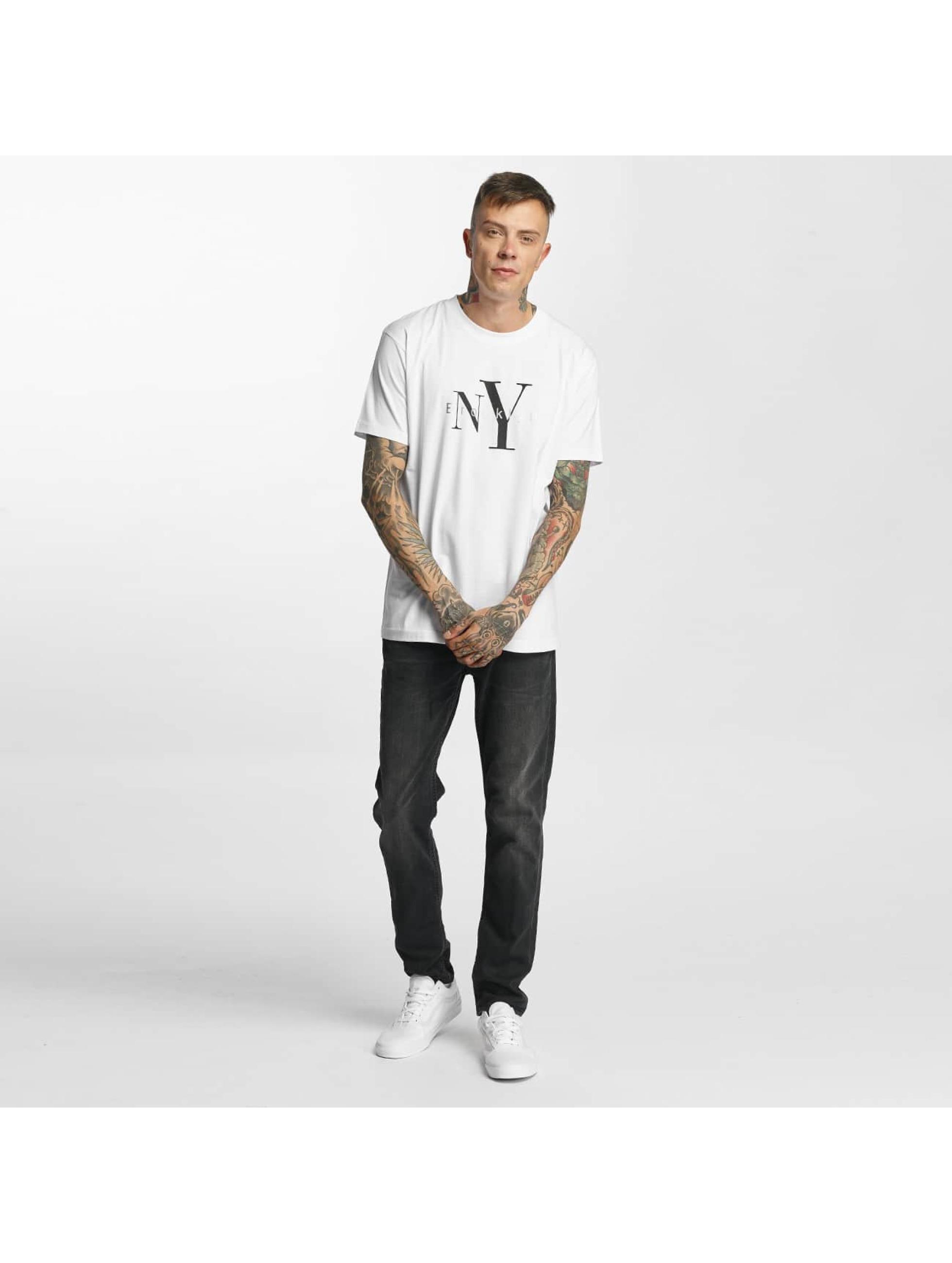 Mister Tee T-Shirt Brooklyn white