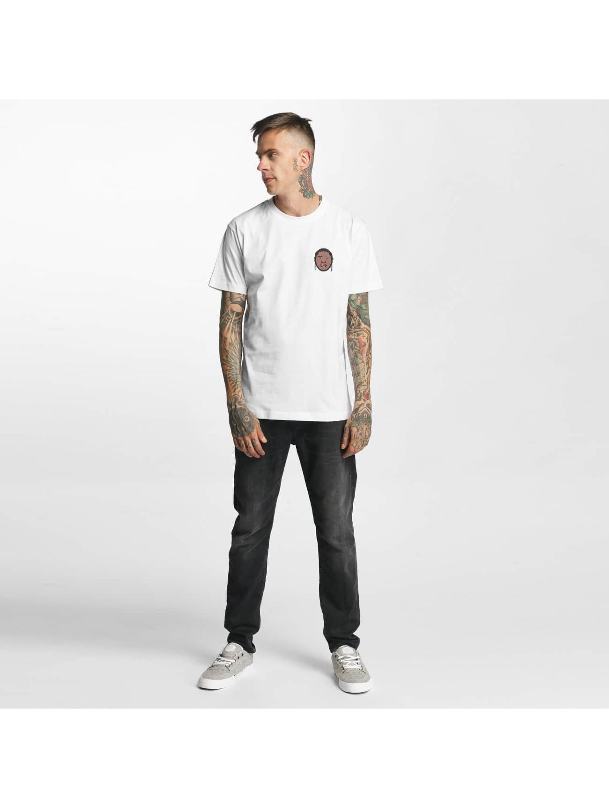 Mister Tee T-Shirt Humble white