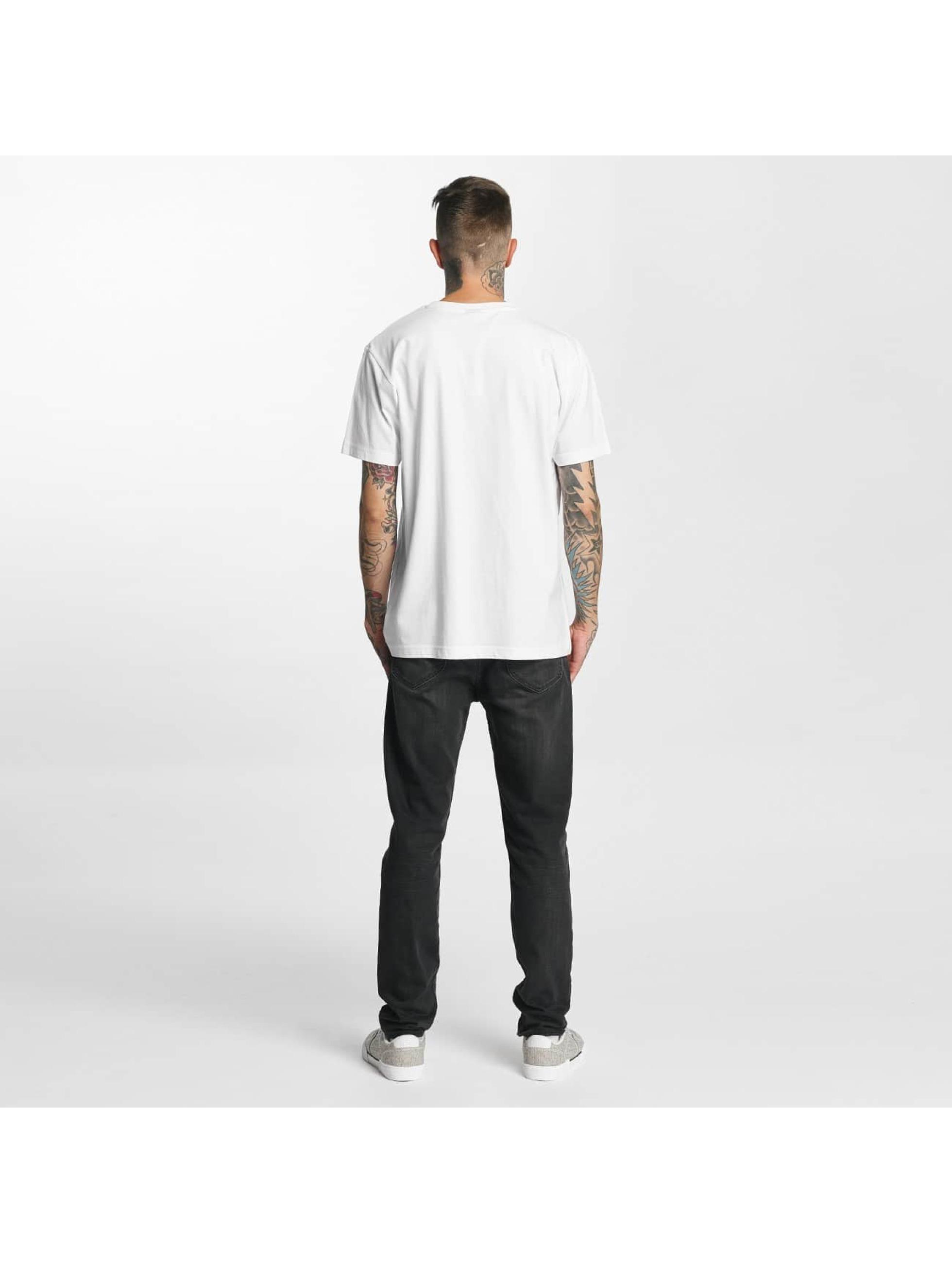Mister Tee T-Shirt Brooklyn Way white