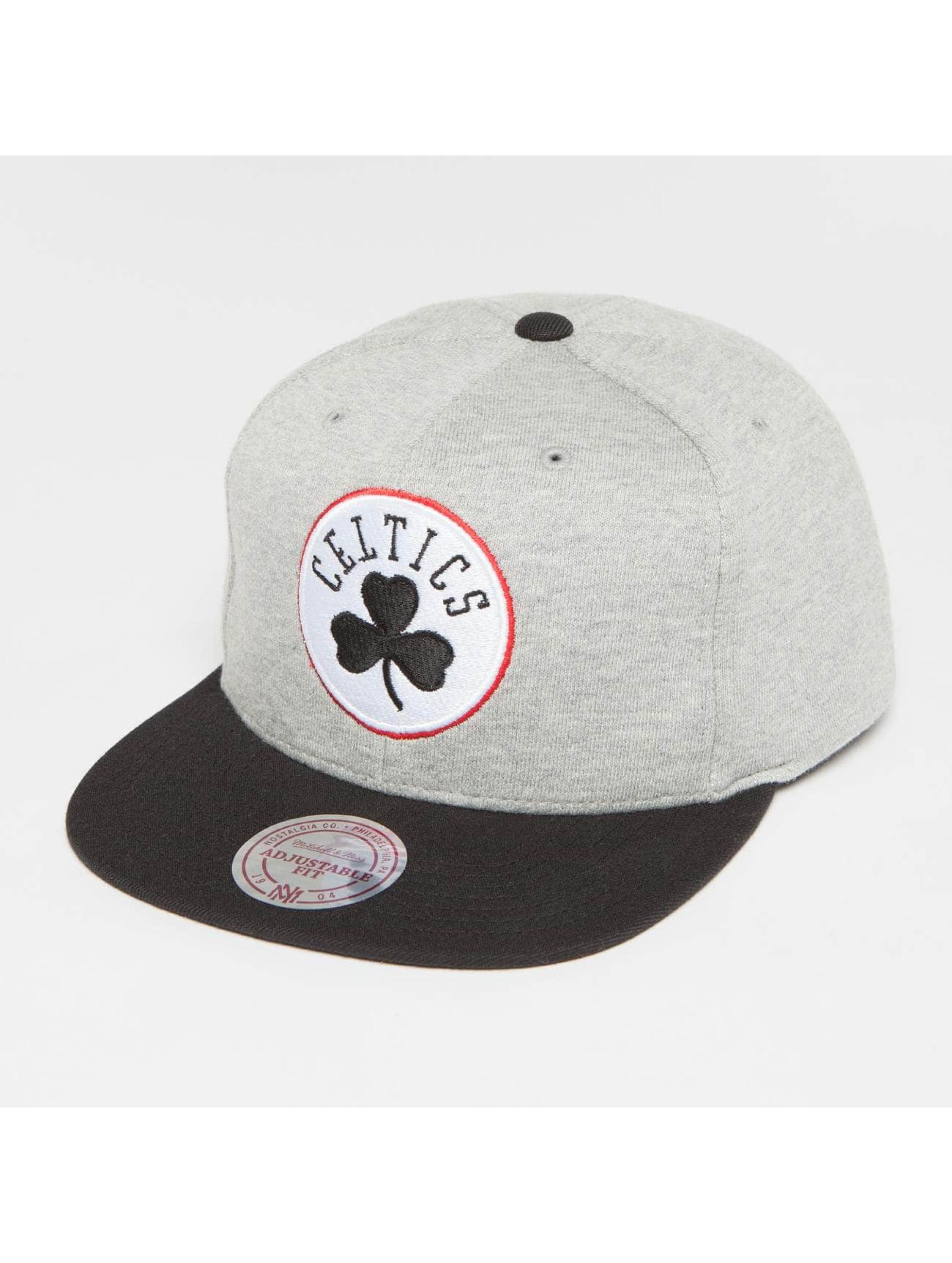 Mitchell & Ness Snapback Cap The 3-Tone NBA Bosten Celtics gray