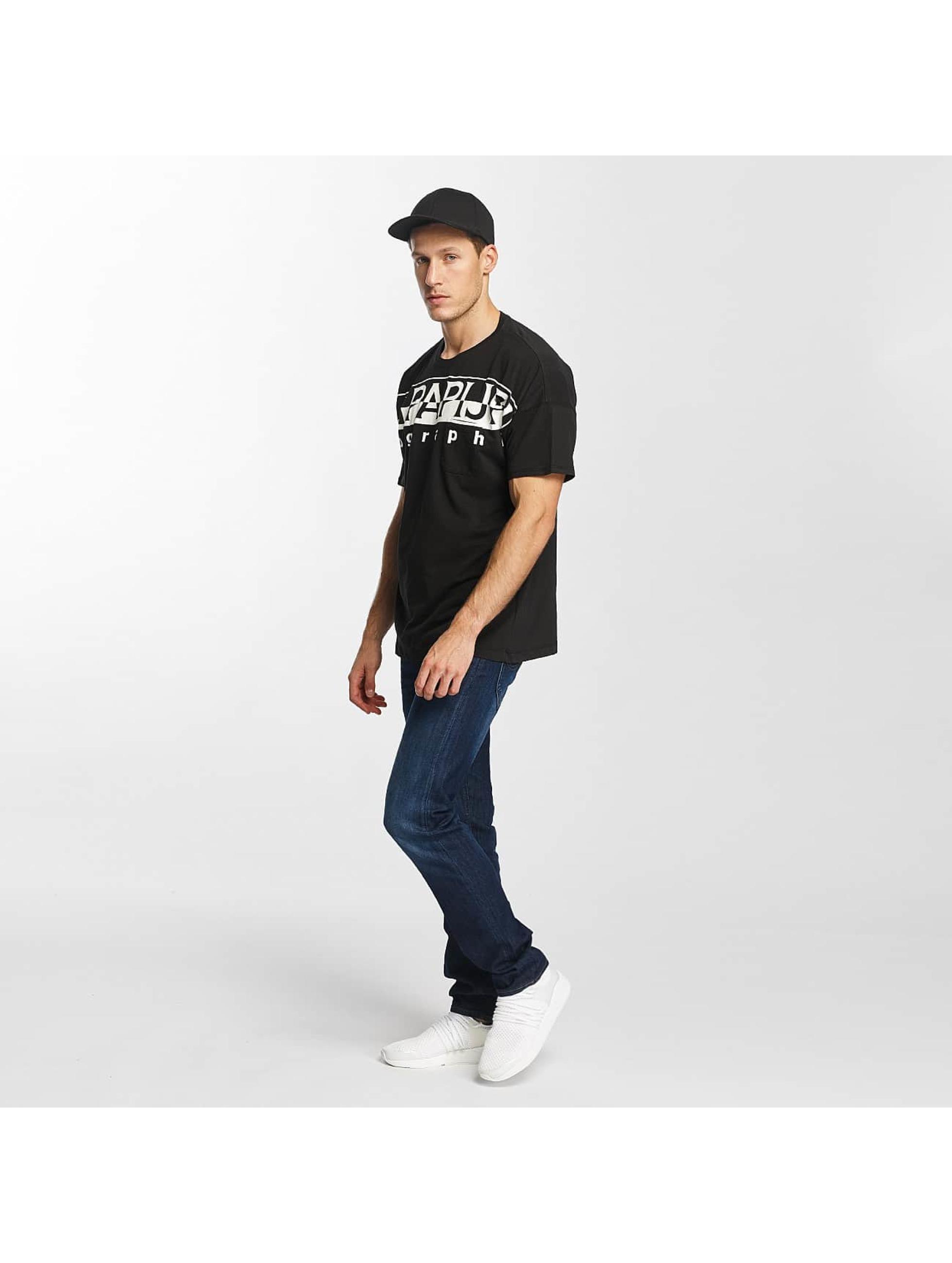 Napapijri T-Shirt Saumur black