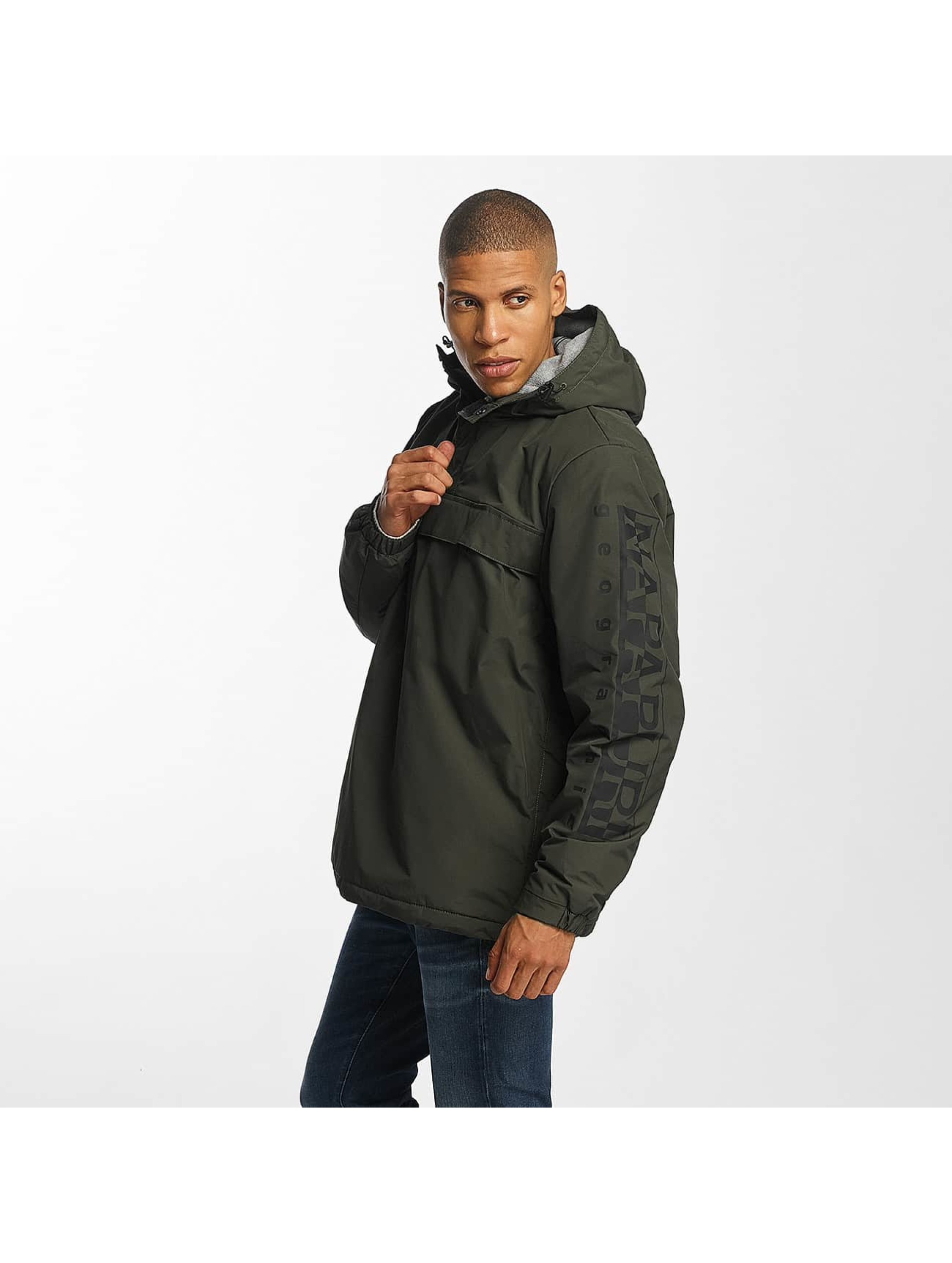Napapijri Winter Jacket Asher green