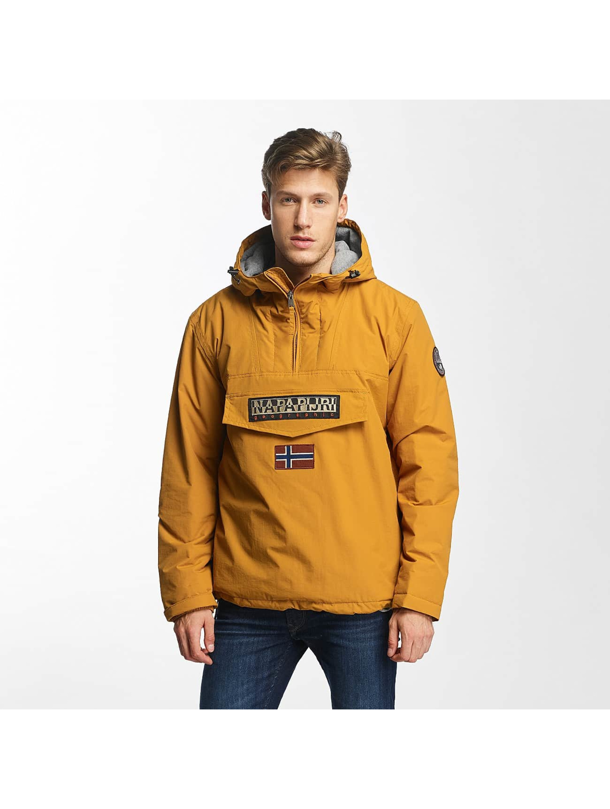 Napapijri Winter Jacket Rainforest yellow