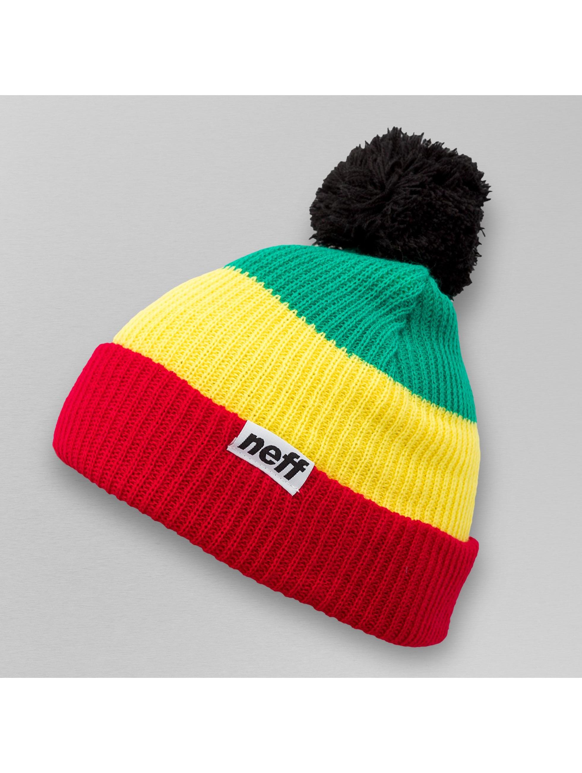 bonnets de laine snappy en multicolore 153721. Black Bedroom Furniture Sets. Home Design Ideas