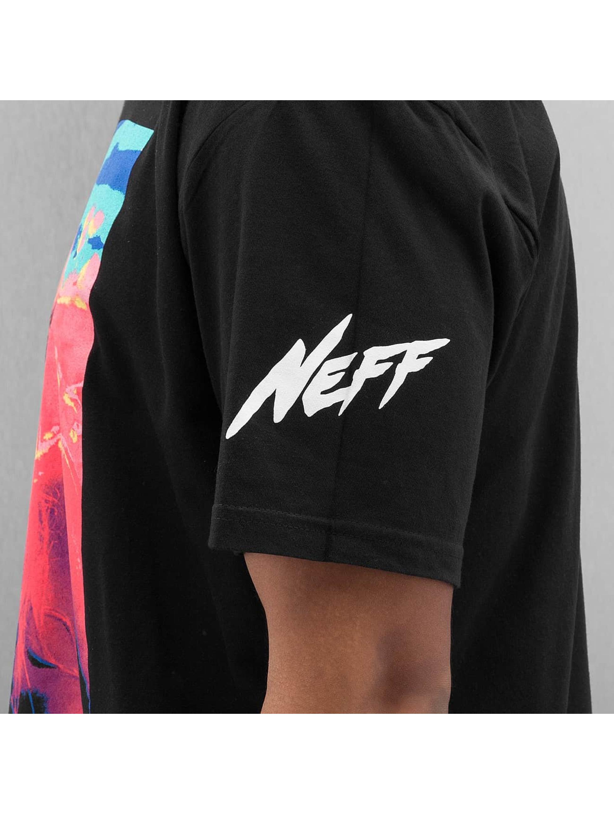 NEFF T-Shirt Babe Watch black