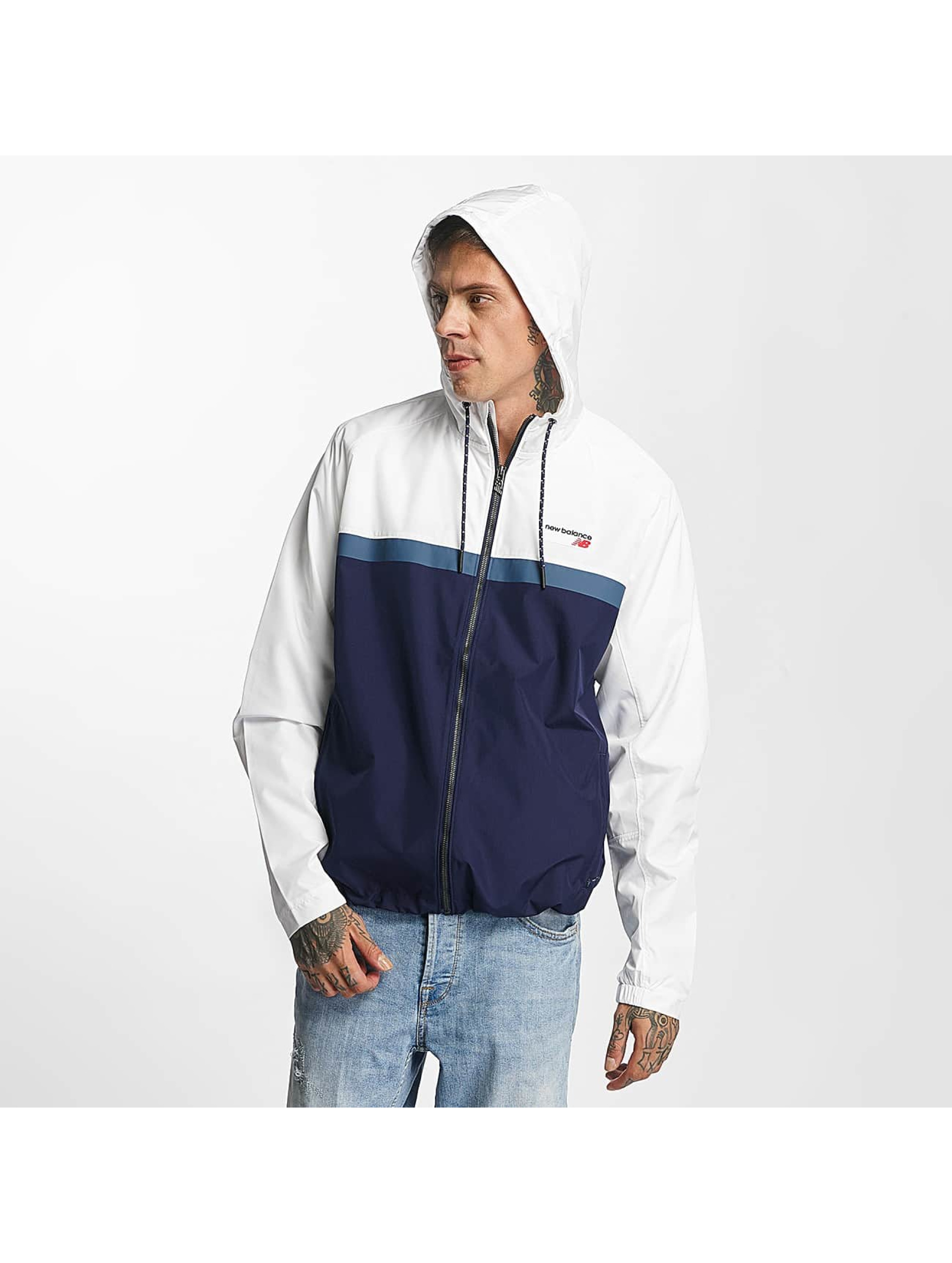 New Balance Lightweight Jacket Athletics 78 white