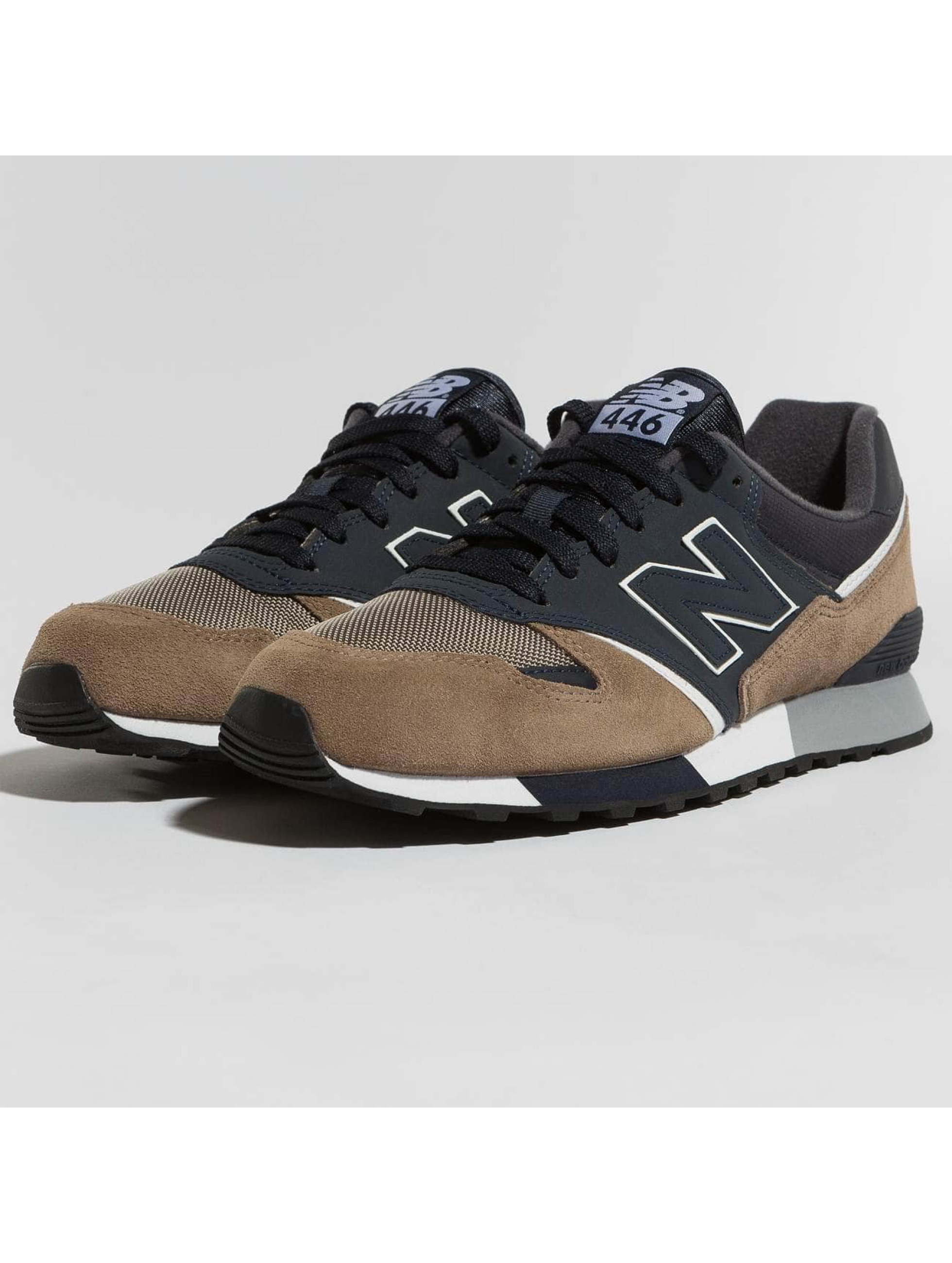 New Balance Sneakers U446 D CNW brown