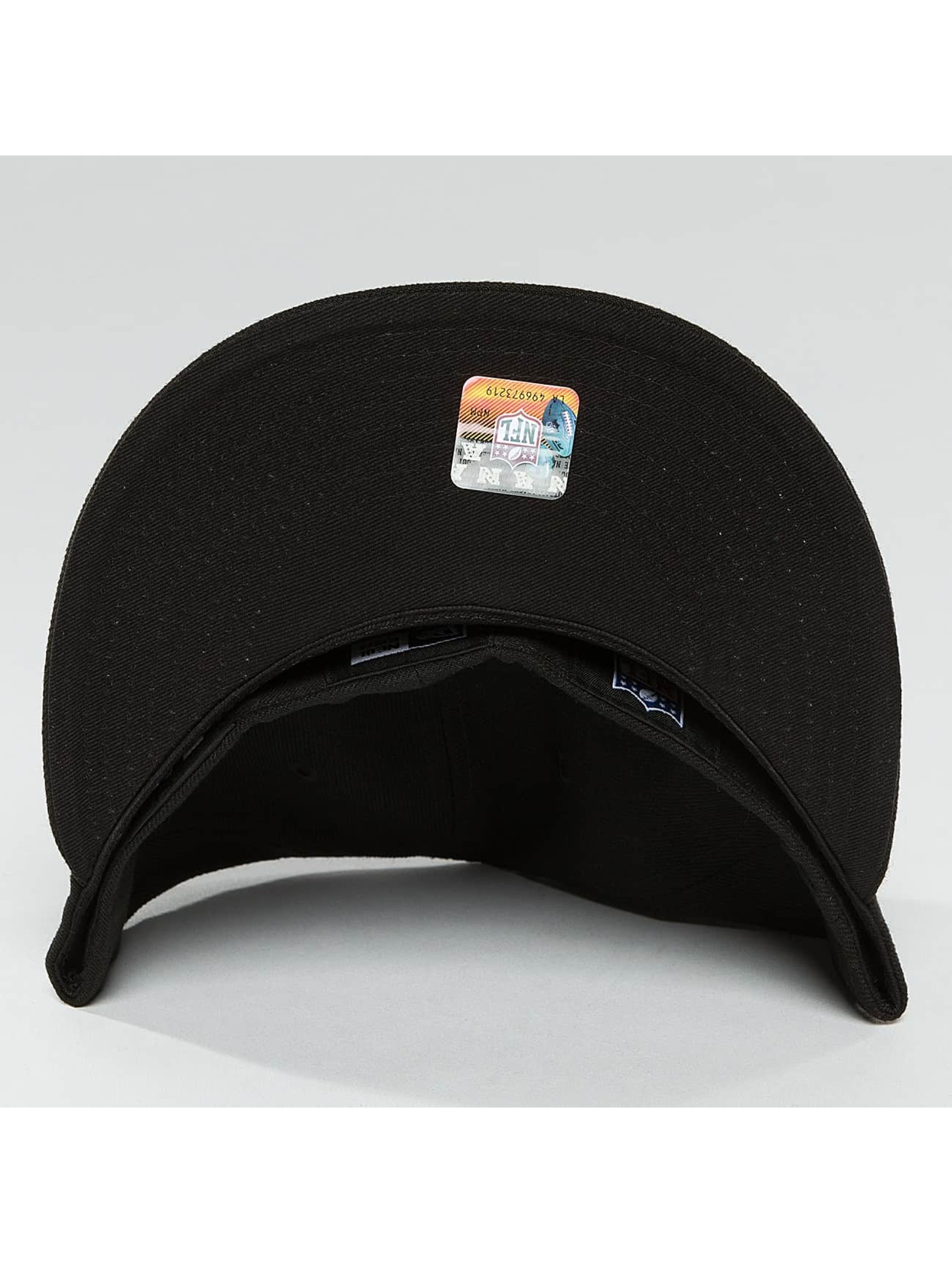 New Era Fitted Cap Black Graphite New England Patriots 59Fifty black