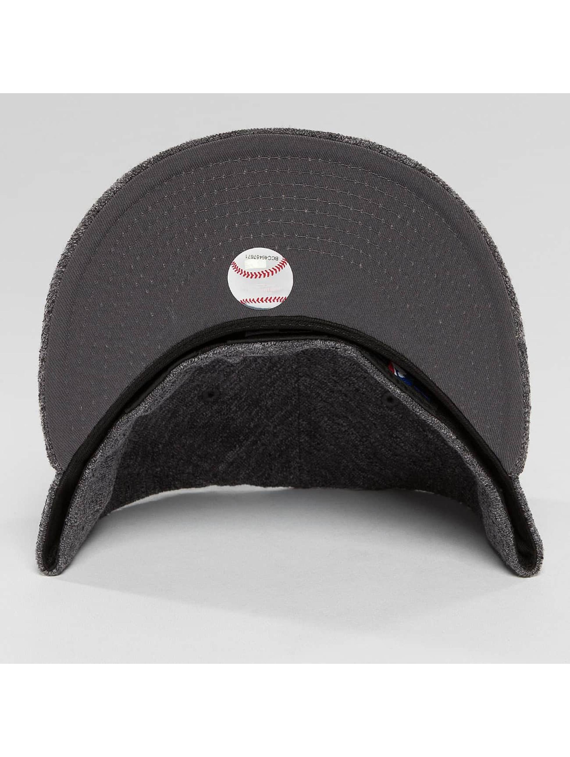 New Era Fitted Cap Slub LA Dodgers 59Fifty gray