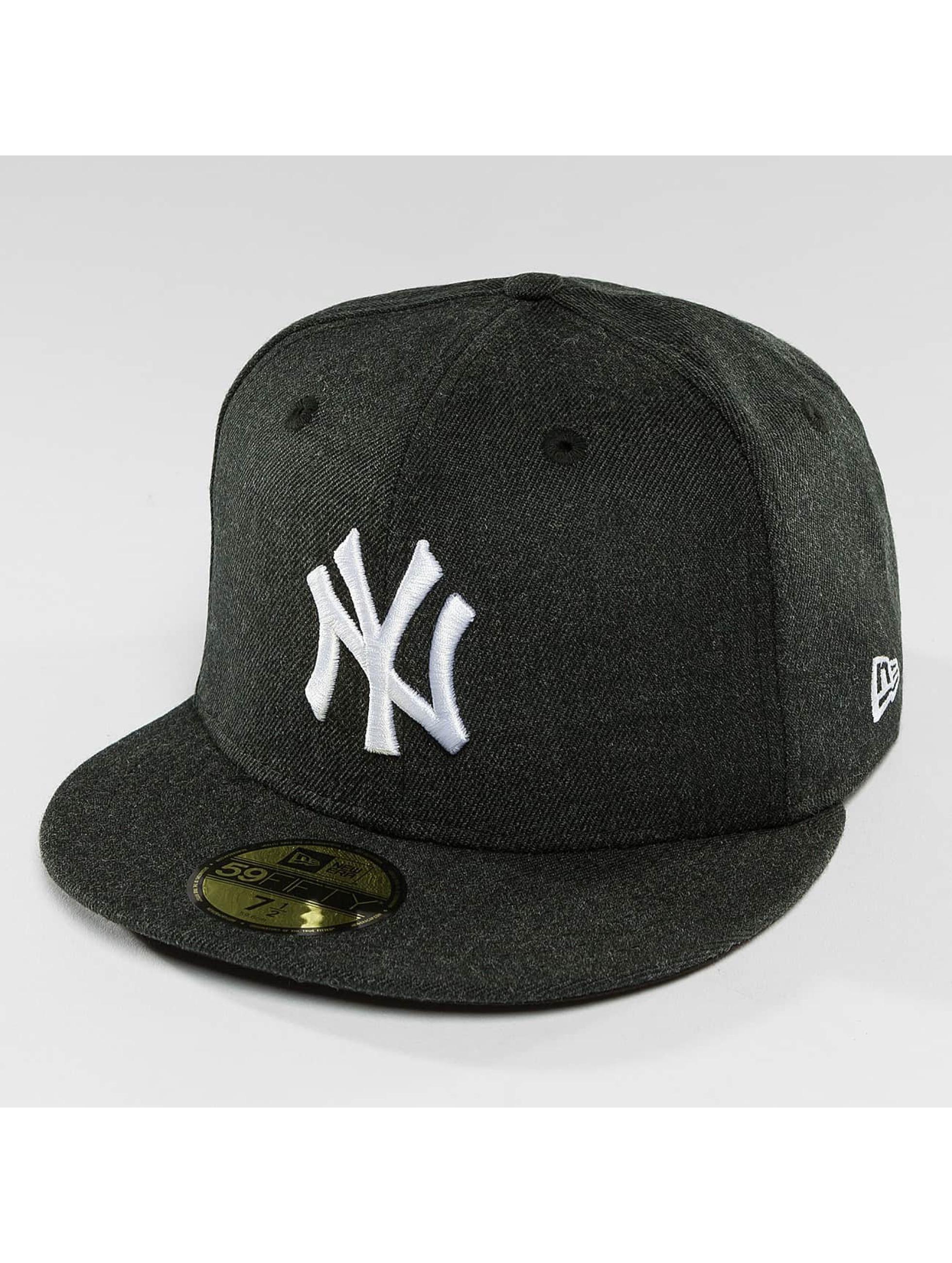 New Era Fitted Cap Seasonal Heather NY Yankees 95Fifty gray