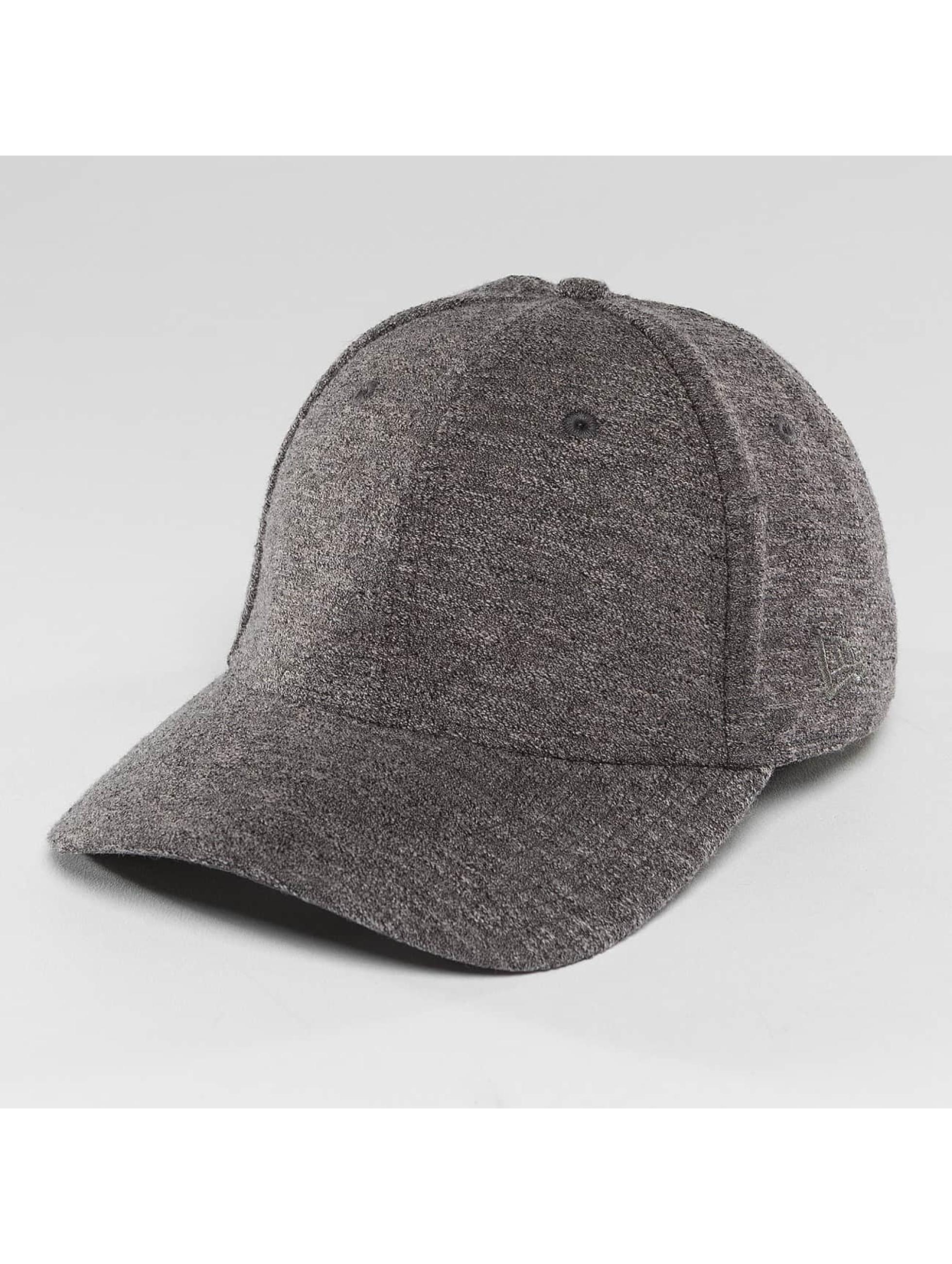 New Era Flexfitted Cap Slub 39Thirty Cap gray