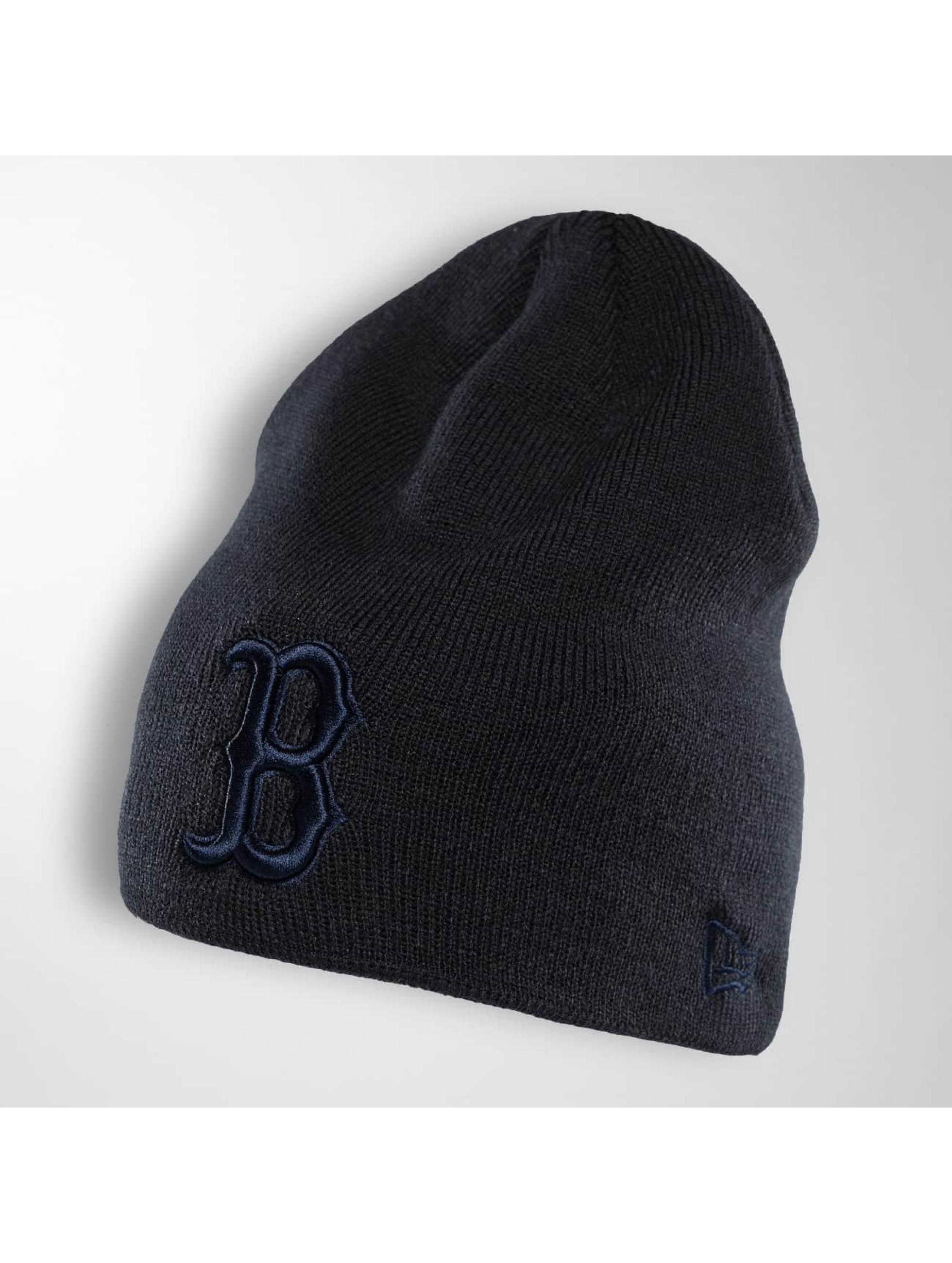New Era Hat-1 Seasonal Skull Boston Red Sox blue