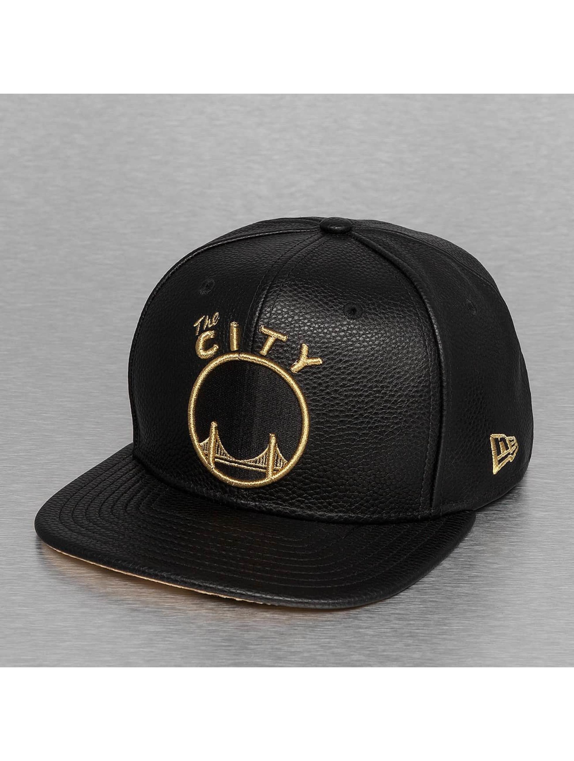 New Era Snapback Cap Golden State Warriors 9Fifty black