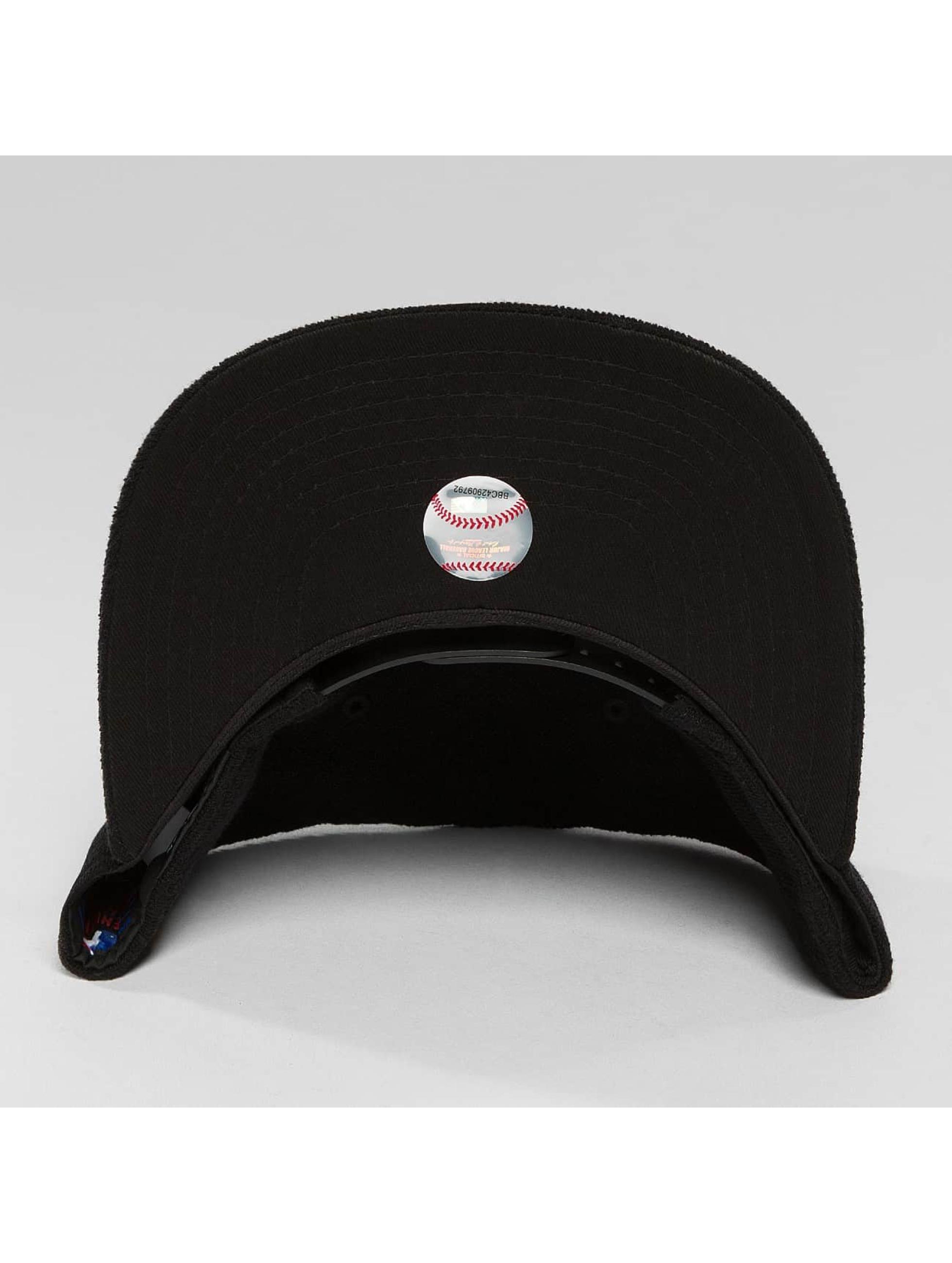 New Era Snapback Cap Slub NY Yankees 9Fifty black