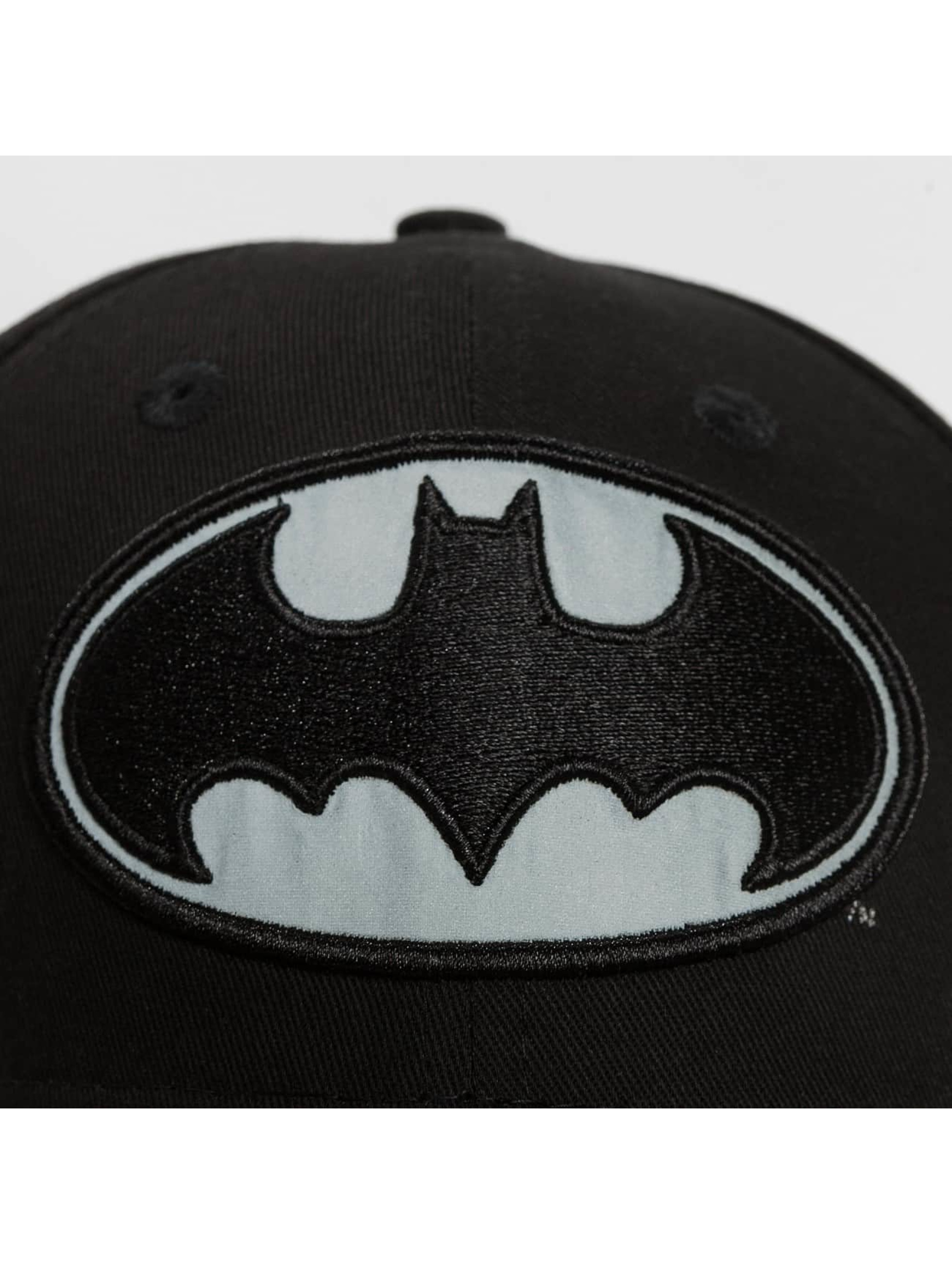 New Era Snapback Cap Reflect Batman 9Forty black
