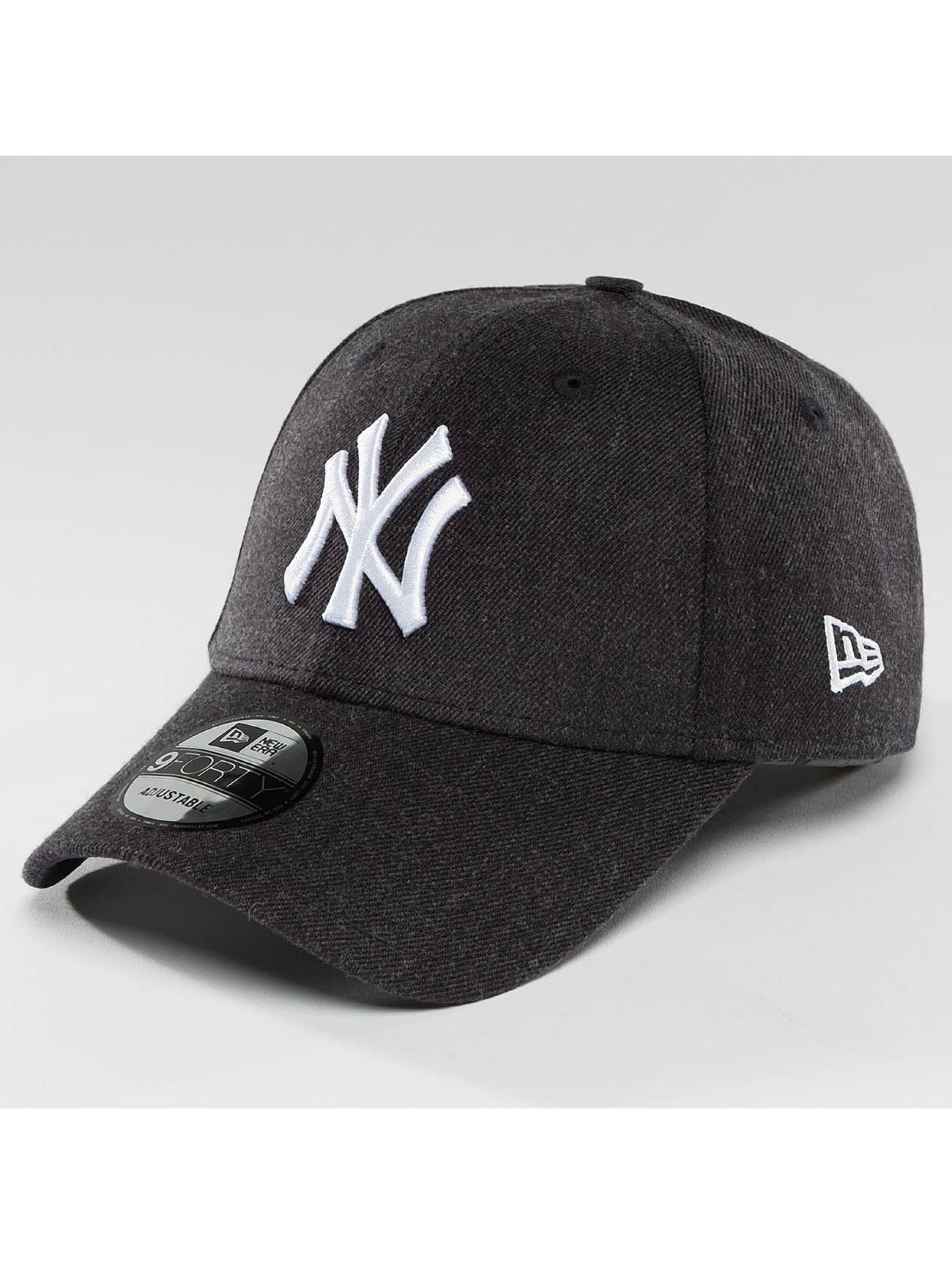New Era Snapback Cap Seasonal Heather NY Yankees blue
