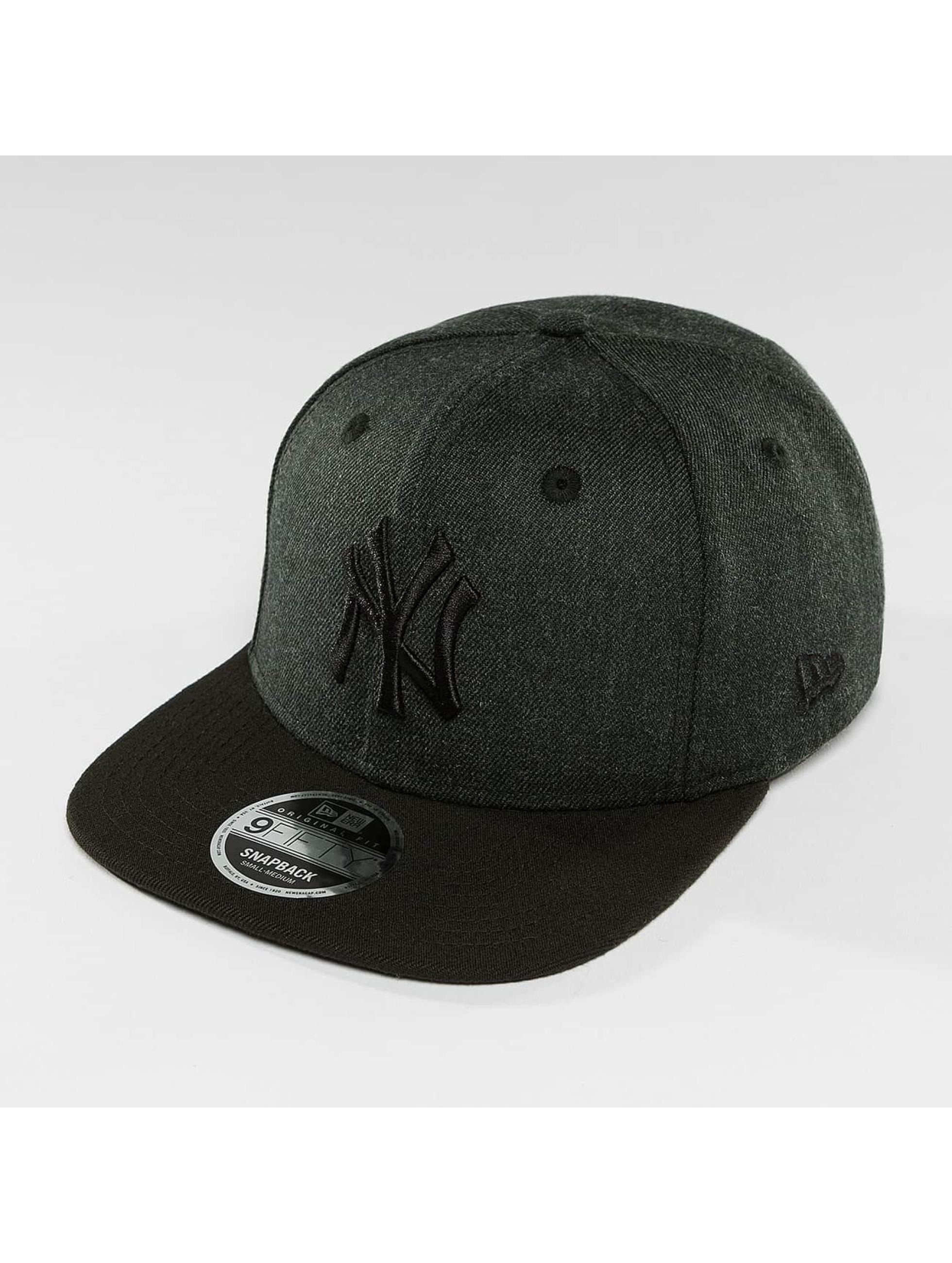 New Era Snapback Cap Seasonal Heather NY Yankees gray