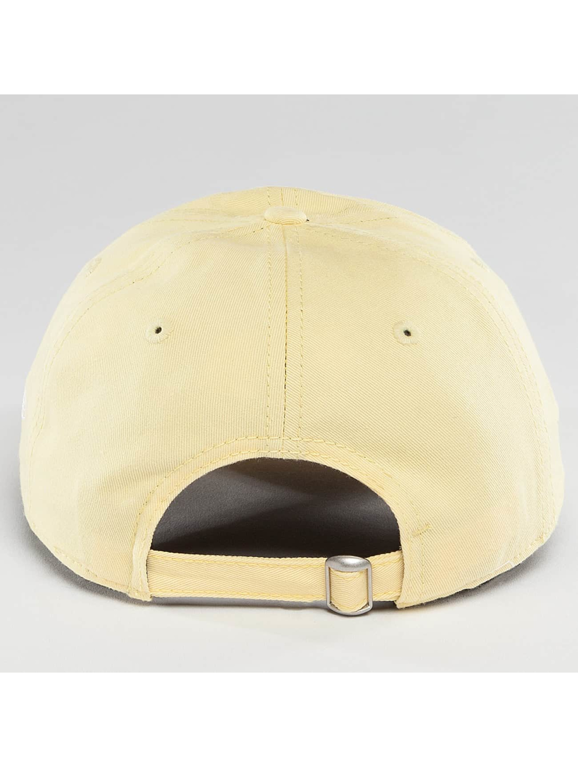 New Era Snapback Cap Pastel Micro NY Yankees 9Twenty yellow
