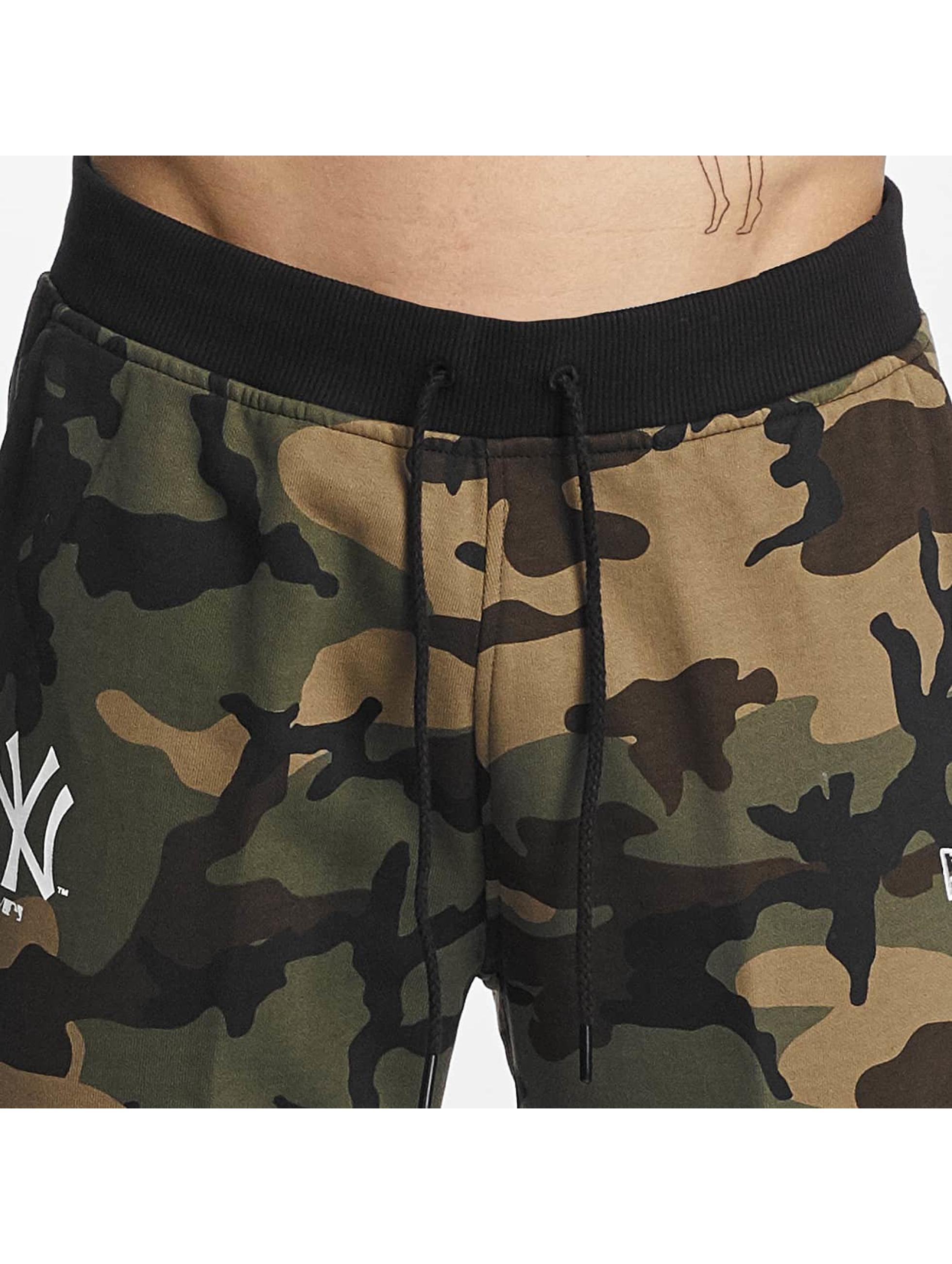New Era Sweat Pant Woodland NY Yankees camouflage