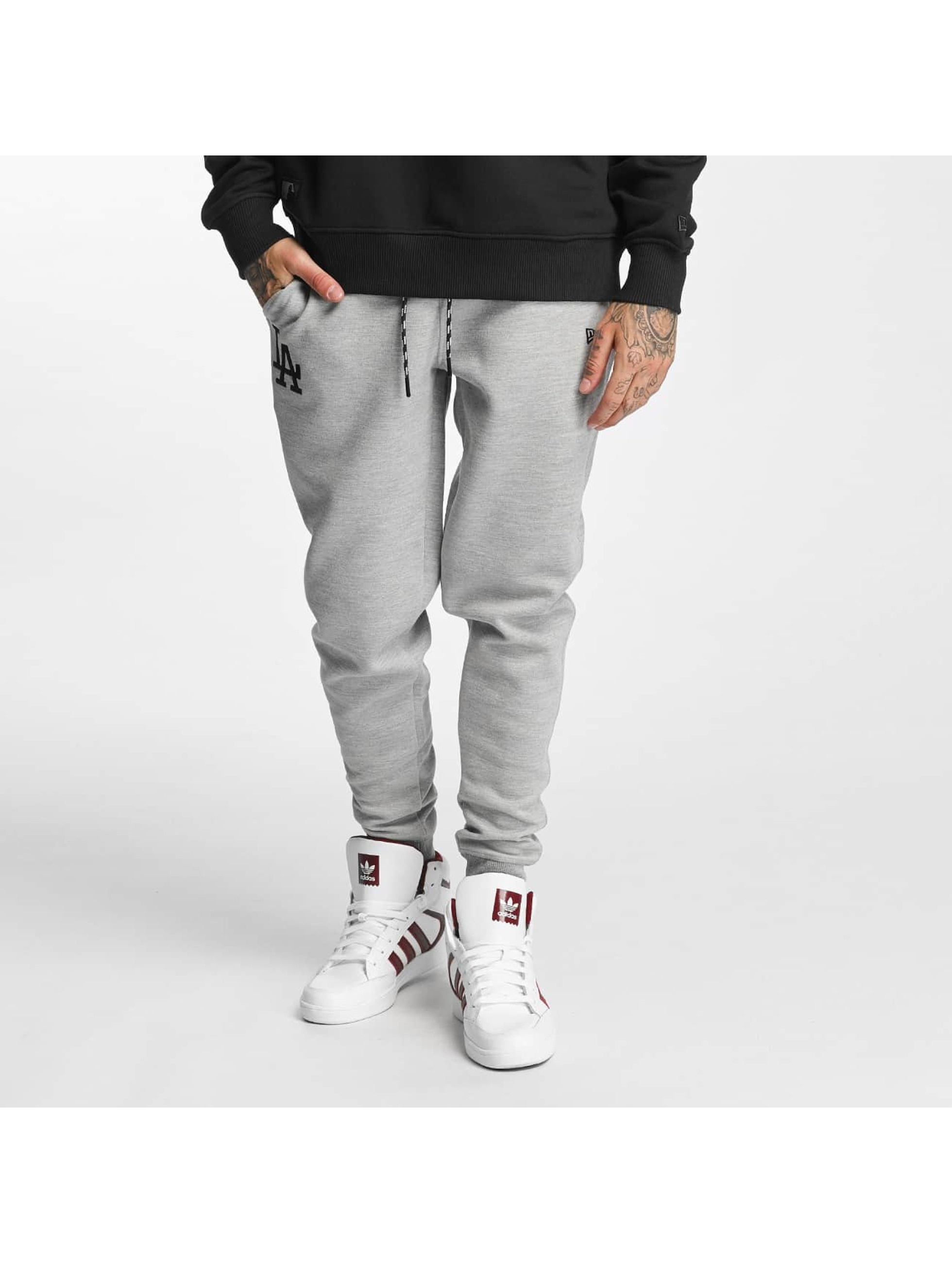 New Era Sweat Pant Tech Series LA Dodgers gray