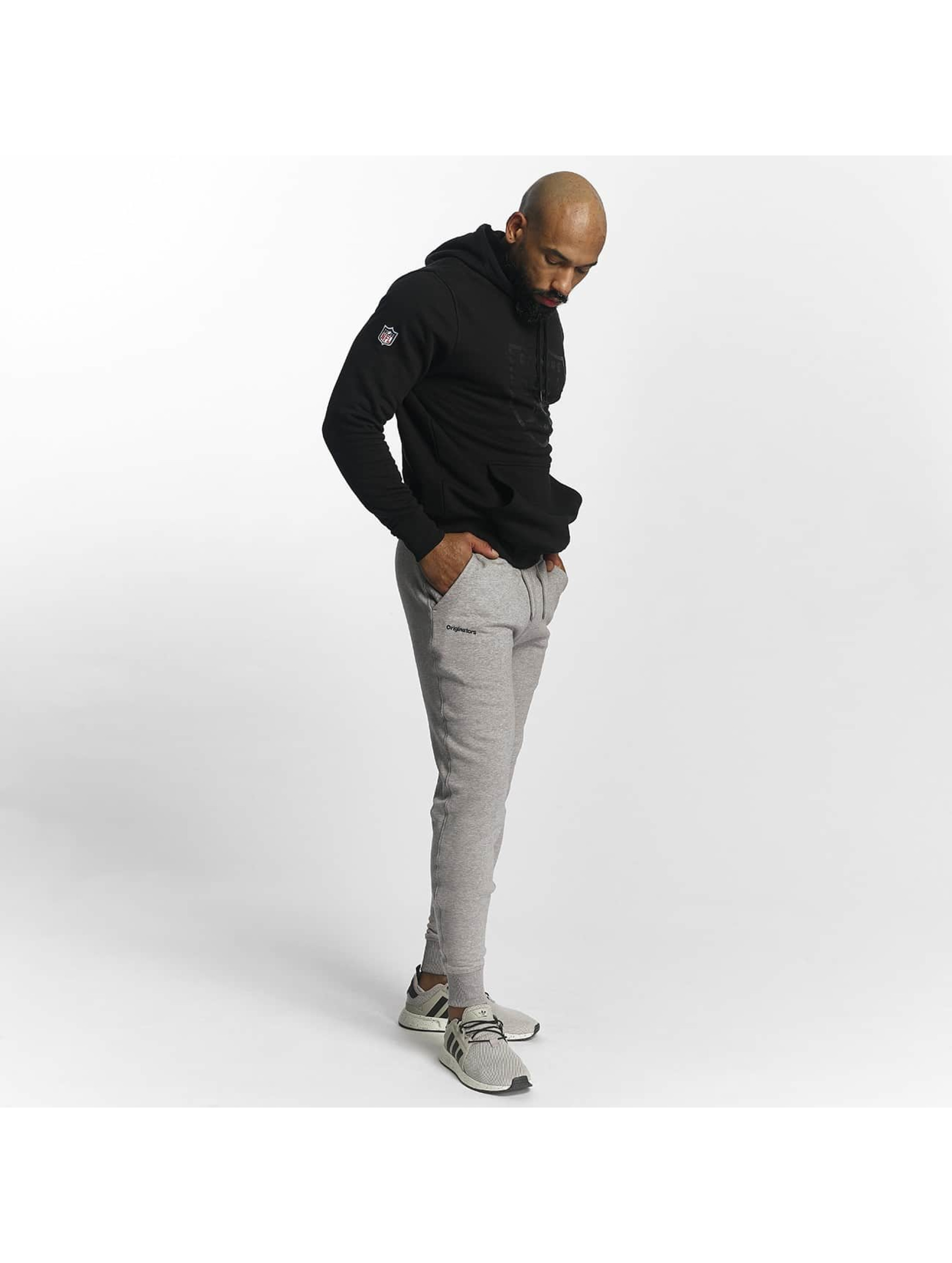 New Era Sweat Pant Premium Classic Track Pants gray