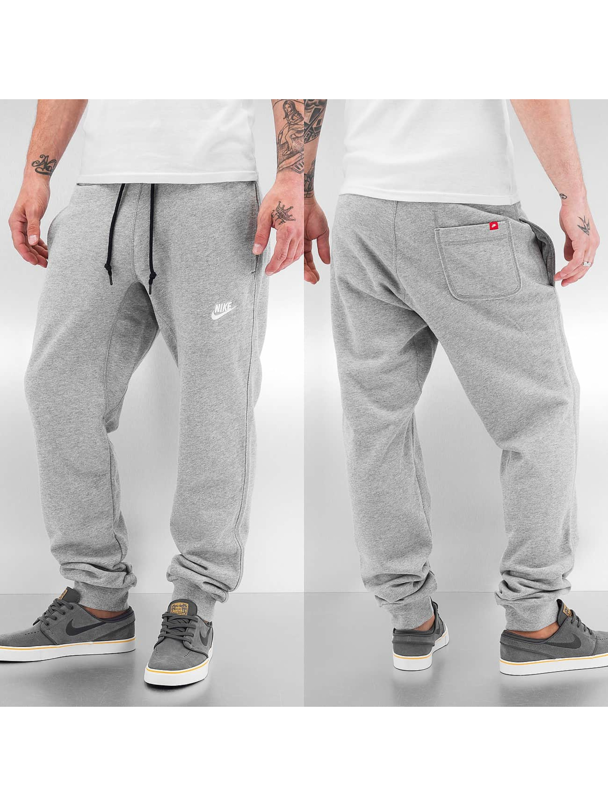 Nike Sportswear AW77 Jogginghose dark grey heather