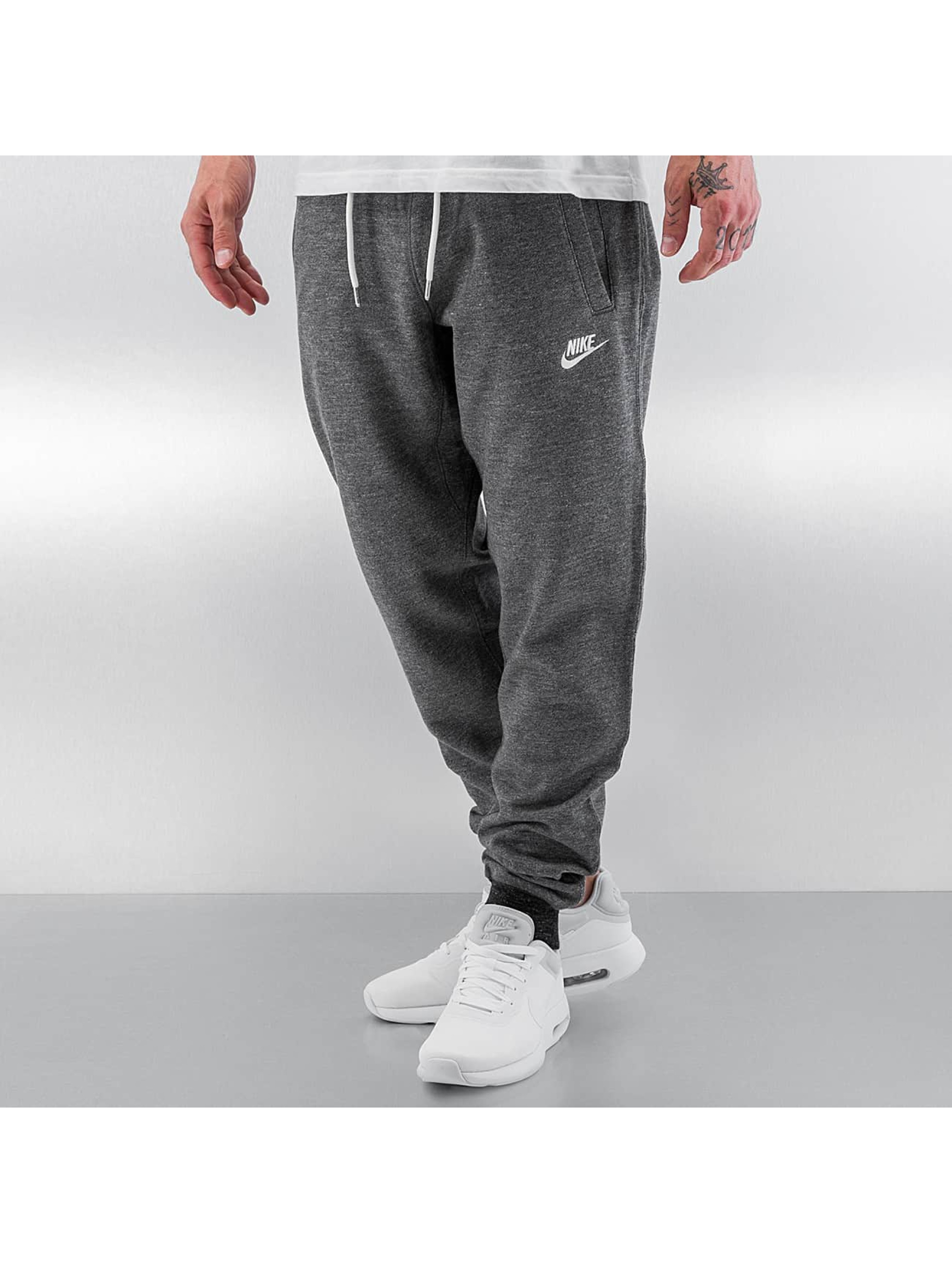 Joggingbroek Scapino.Grijze Joggingbroek Nike