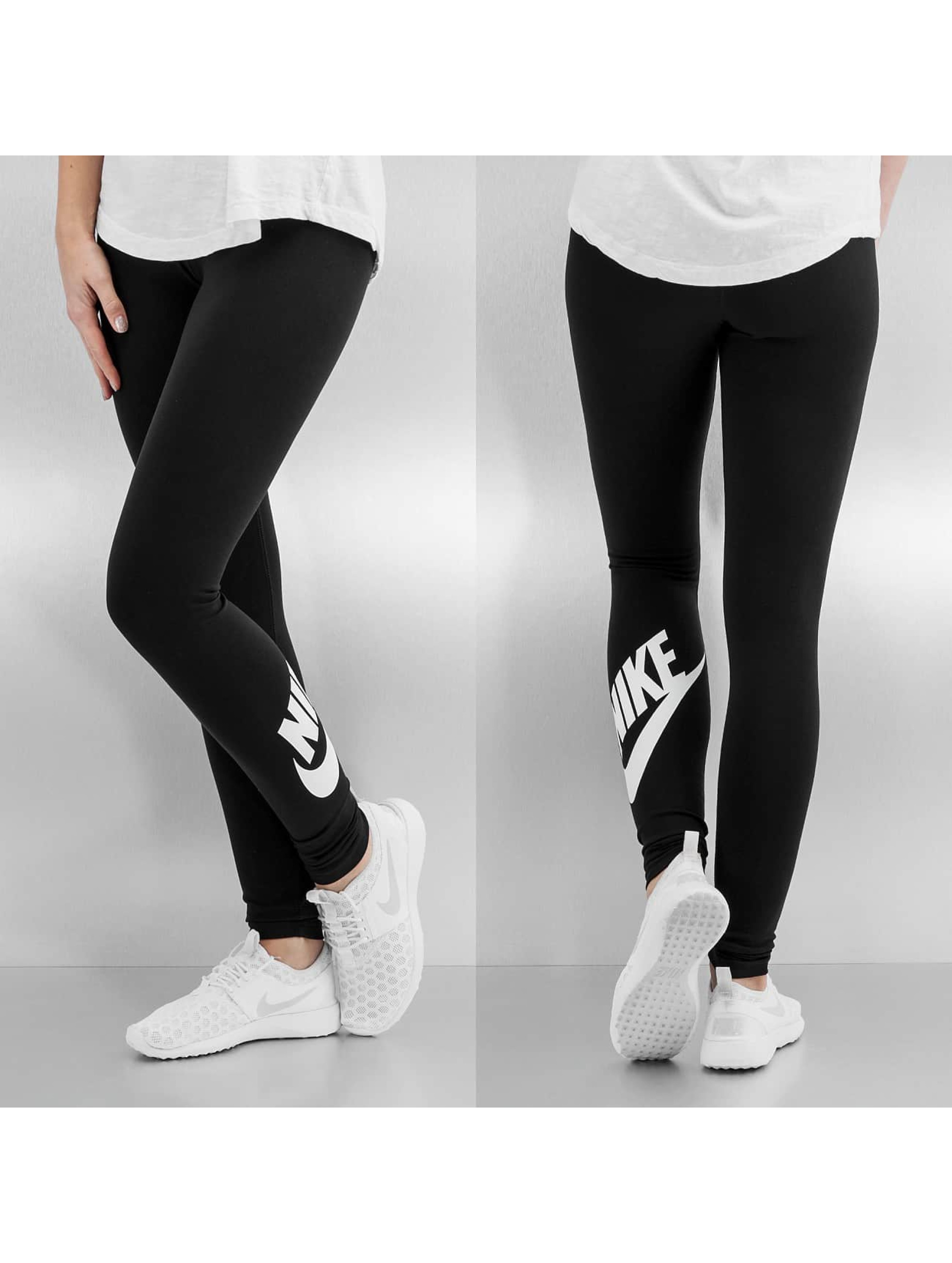 legging nike femme noir et blanc. Black Bedroom Furniture Sets. Home Design Ideas
