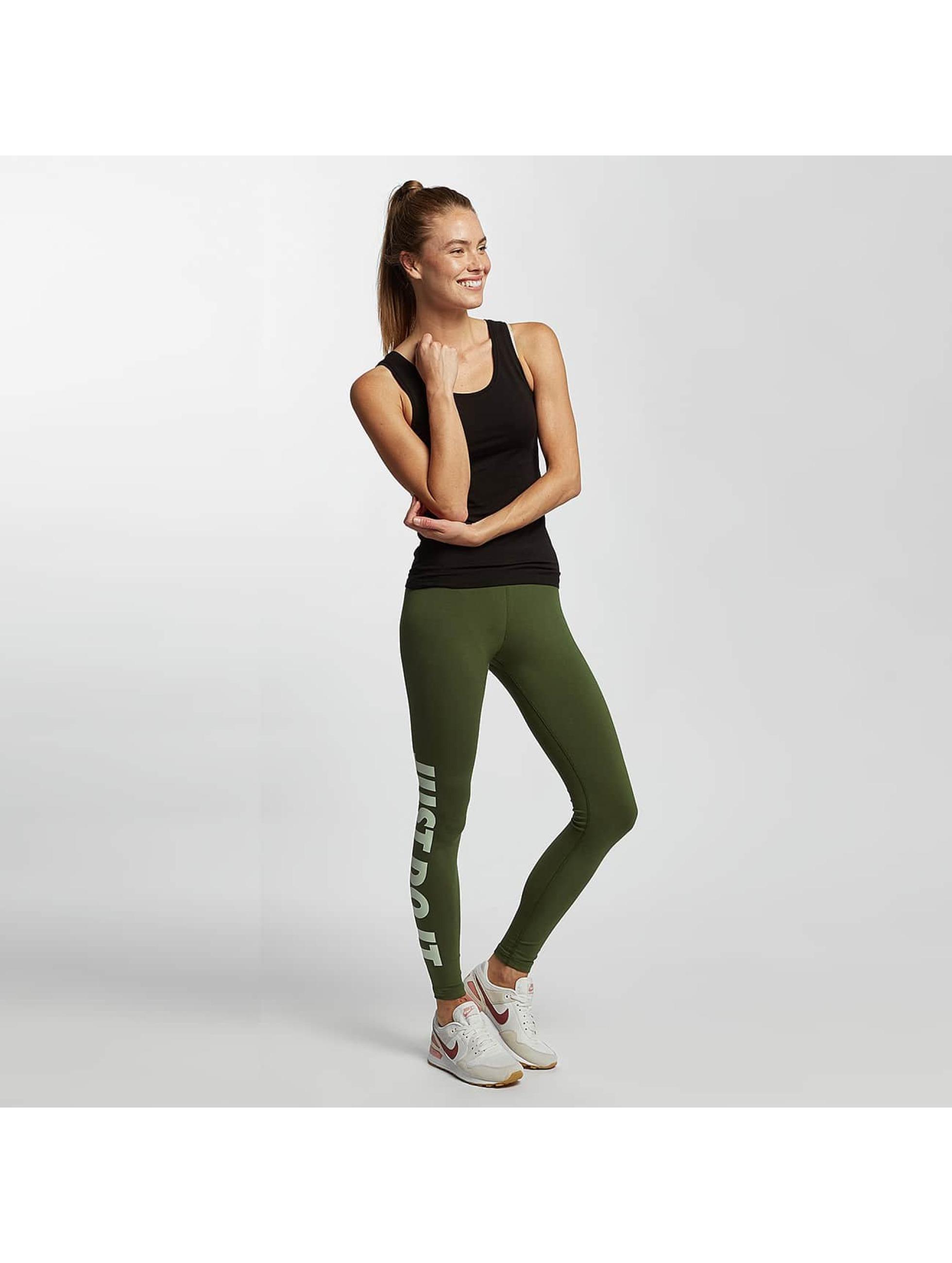 Nike Leggings/Treggings Just Do It olive