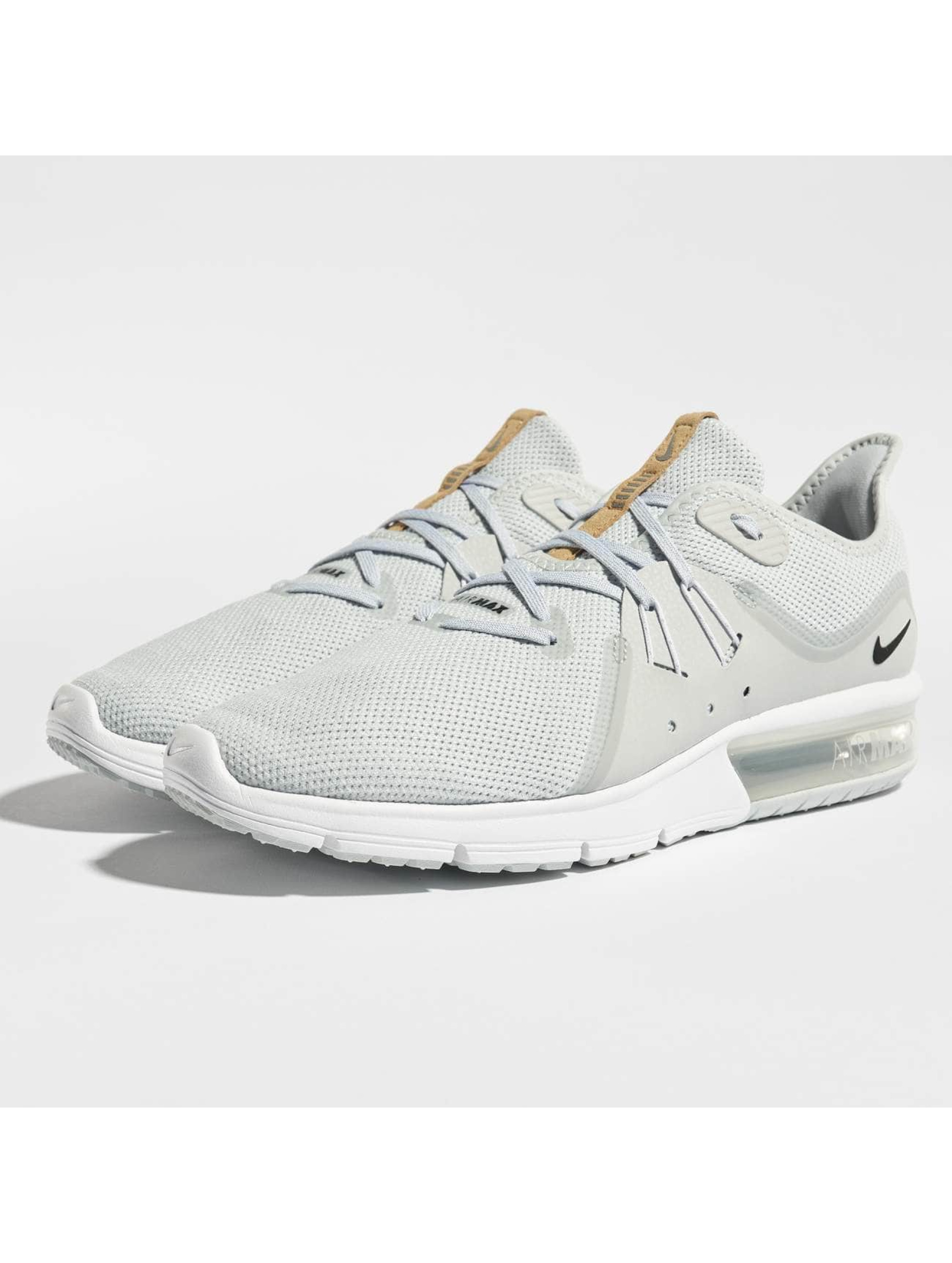 Nike Performance Sneakers Air Max Sequent 3 gray