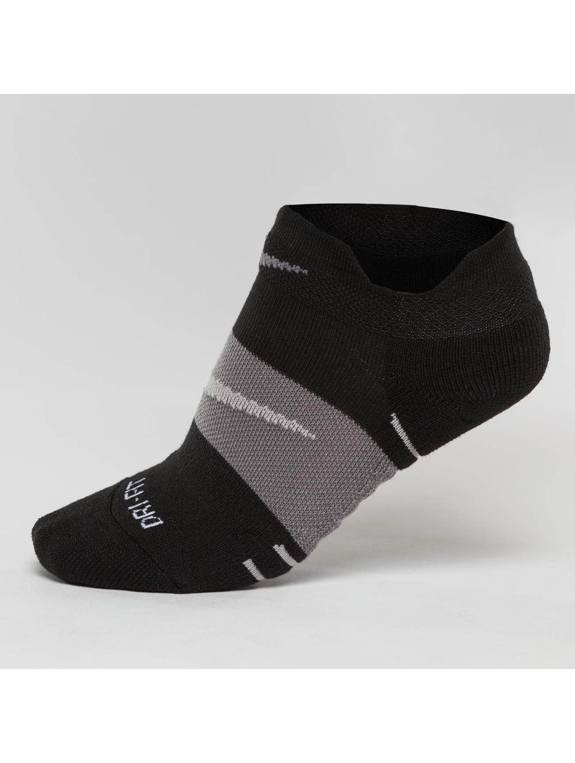 Nike Performance Socks Dry Cushion Low Training 3 Pack black