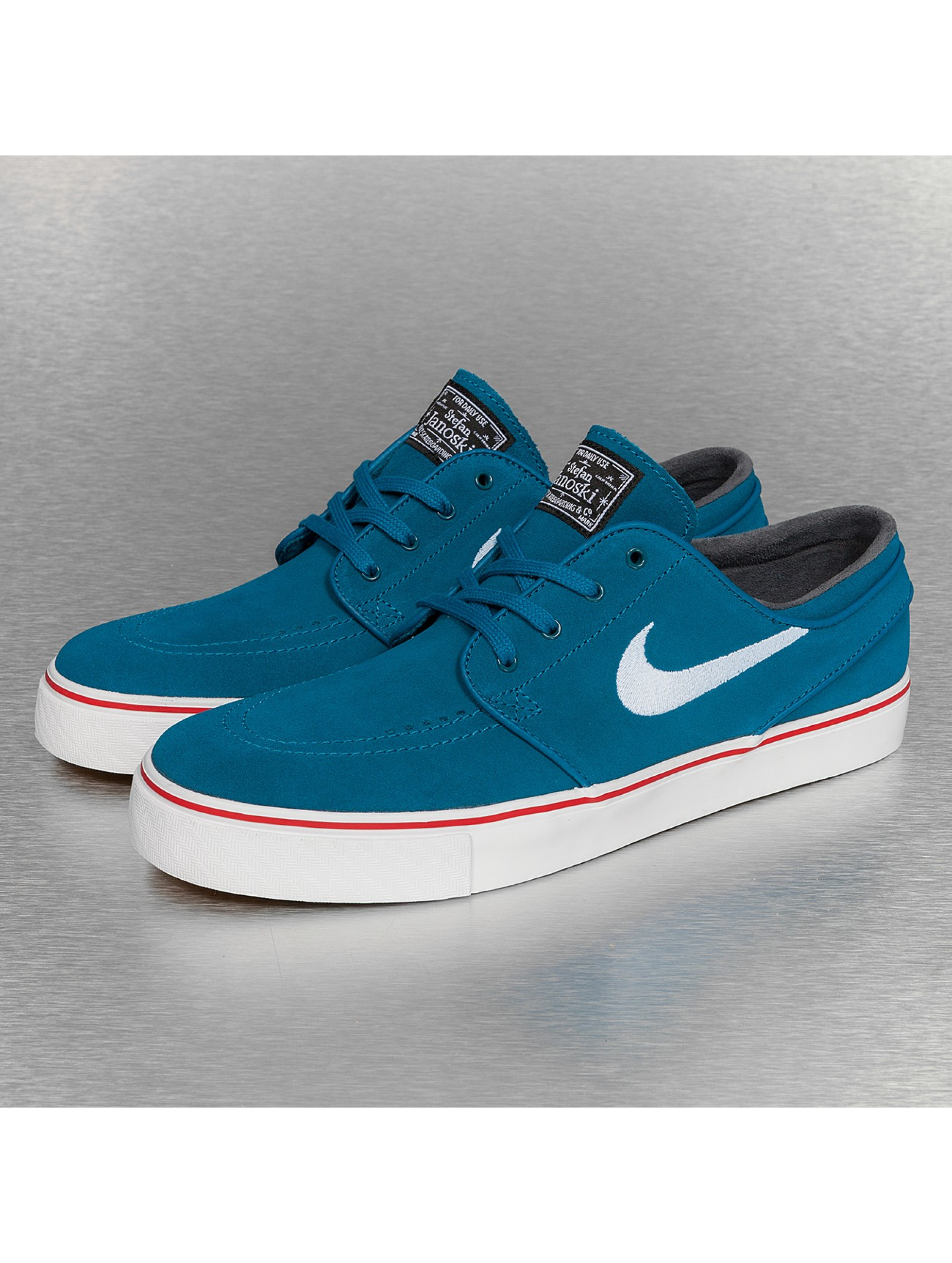 nike stefan janoski bleu et noir levidence. Black Bedroom Furniture Sets. Home Design Ideas
