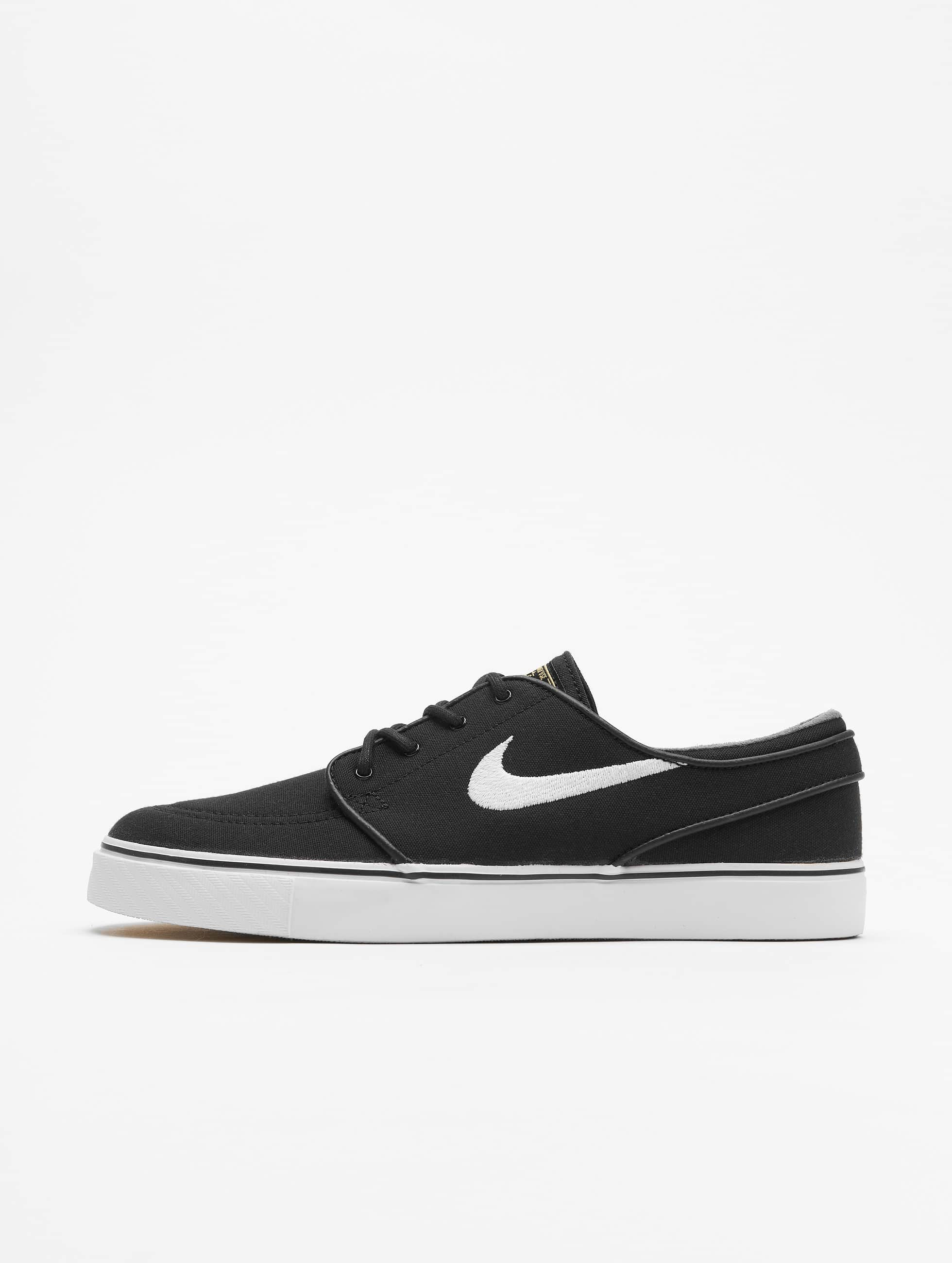 nike sb zoom stefan janoski noir homme baskets 173351. Black Bedroom Furniture Sets. Home Design Ideas
