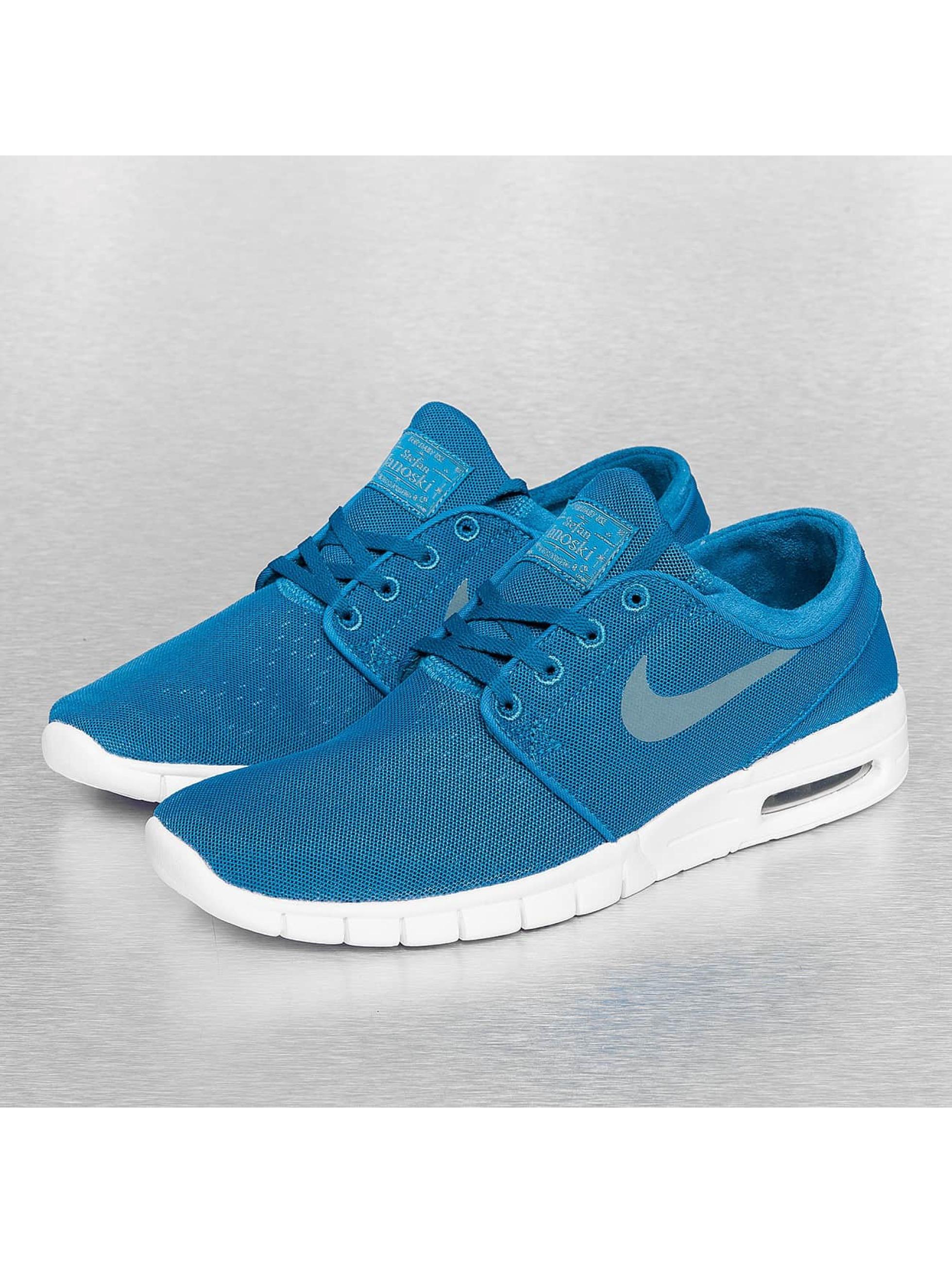 Nike Sb Stefan Janoski Chaussures Noir Vert