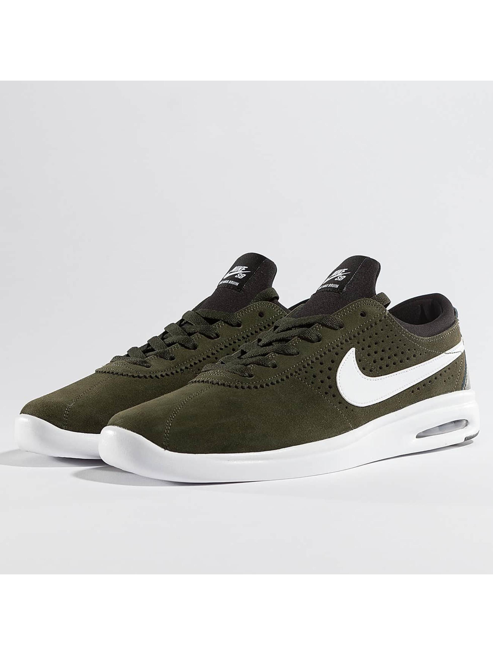 Nike SB Air Max Bruin Vapor Schuhe Turnschuhe Sneaker Skaterschuhe Herren