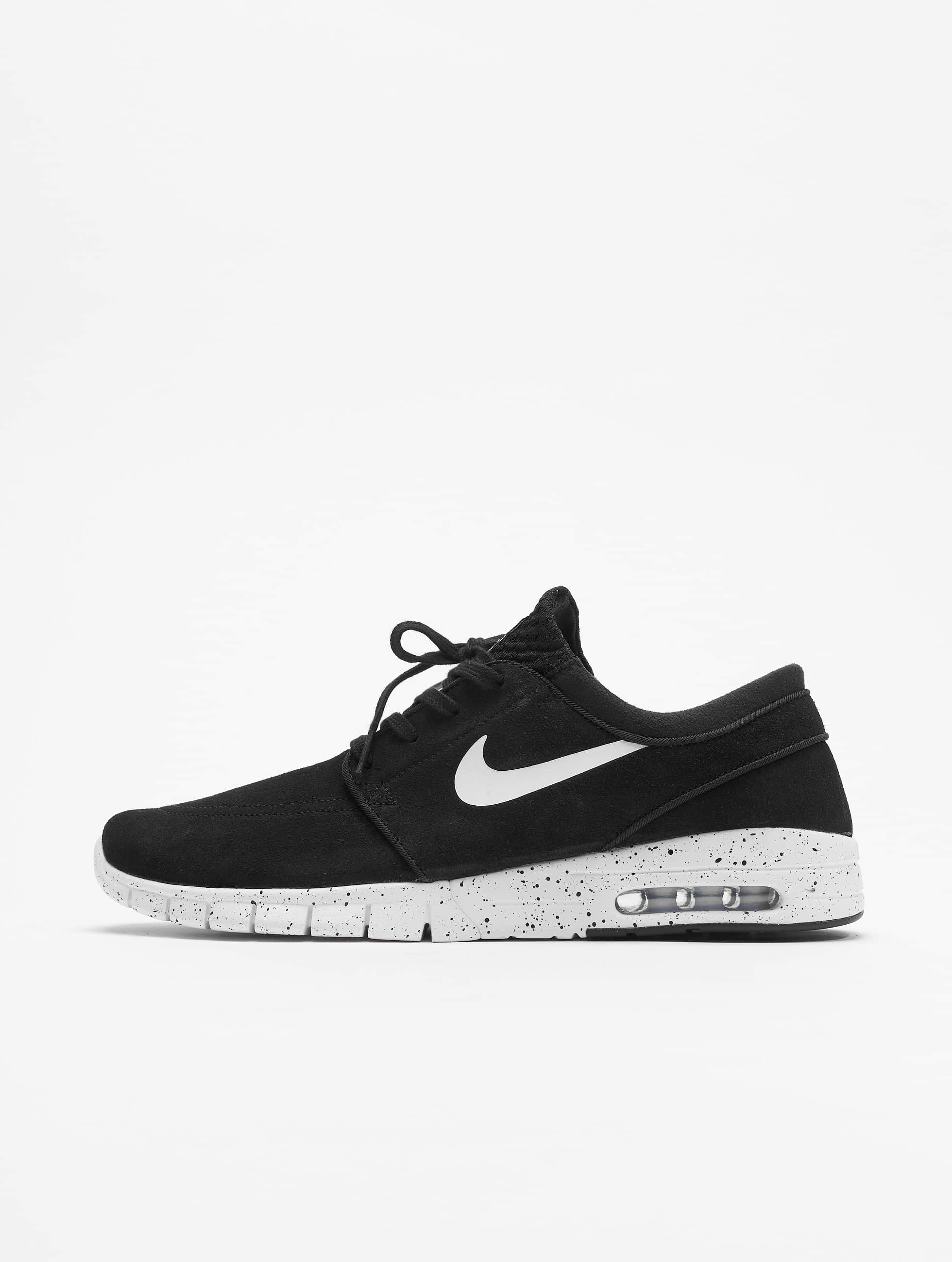 nike sb herren sneaker stefan janoski in schwarz 238266. Black Bedroom Furniture Sets. Home Design Ideas