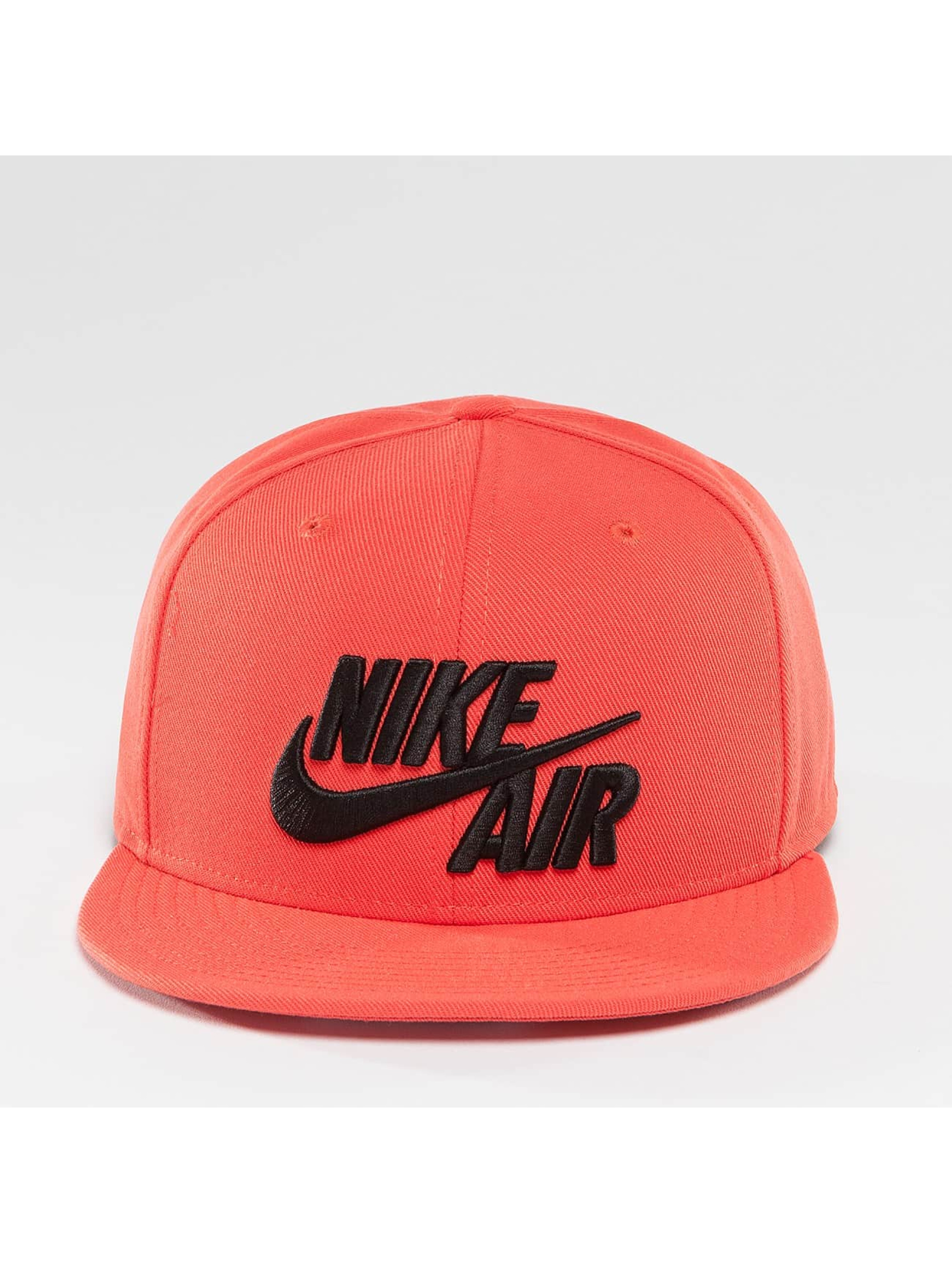 Nike Snapback Cap Air True EOS red