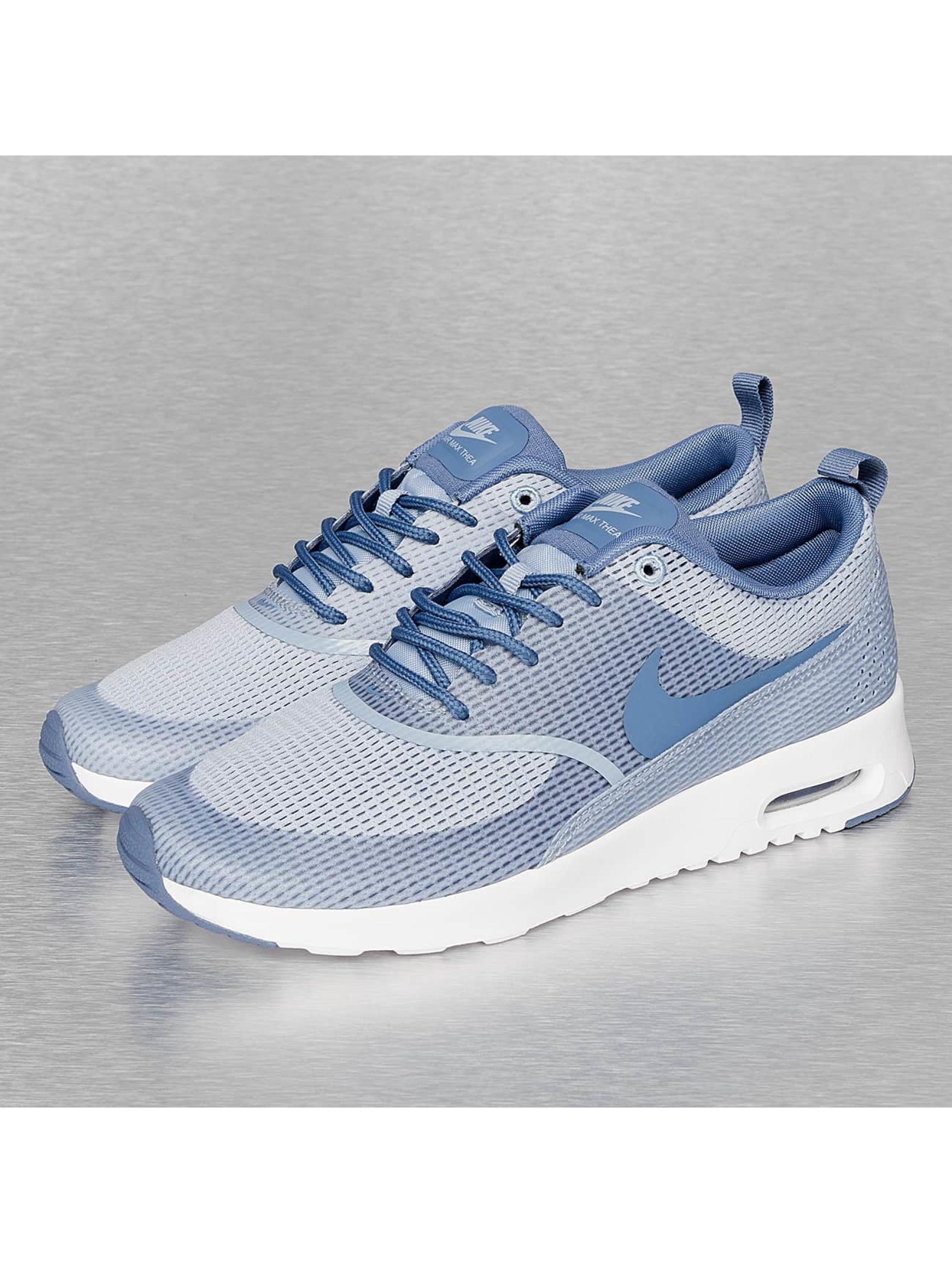 nike sneaker air max thea textile women 39 s in blau 218166. Black Bedroom Furniture Sets. Home Design Ideas