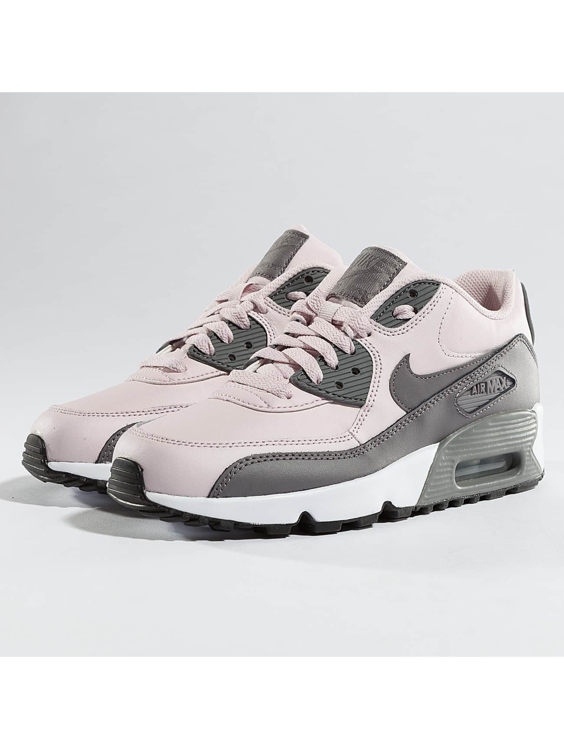 nike air max 90 leather rosa