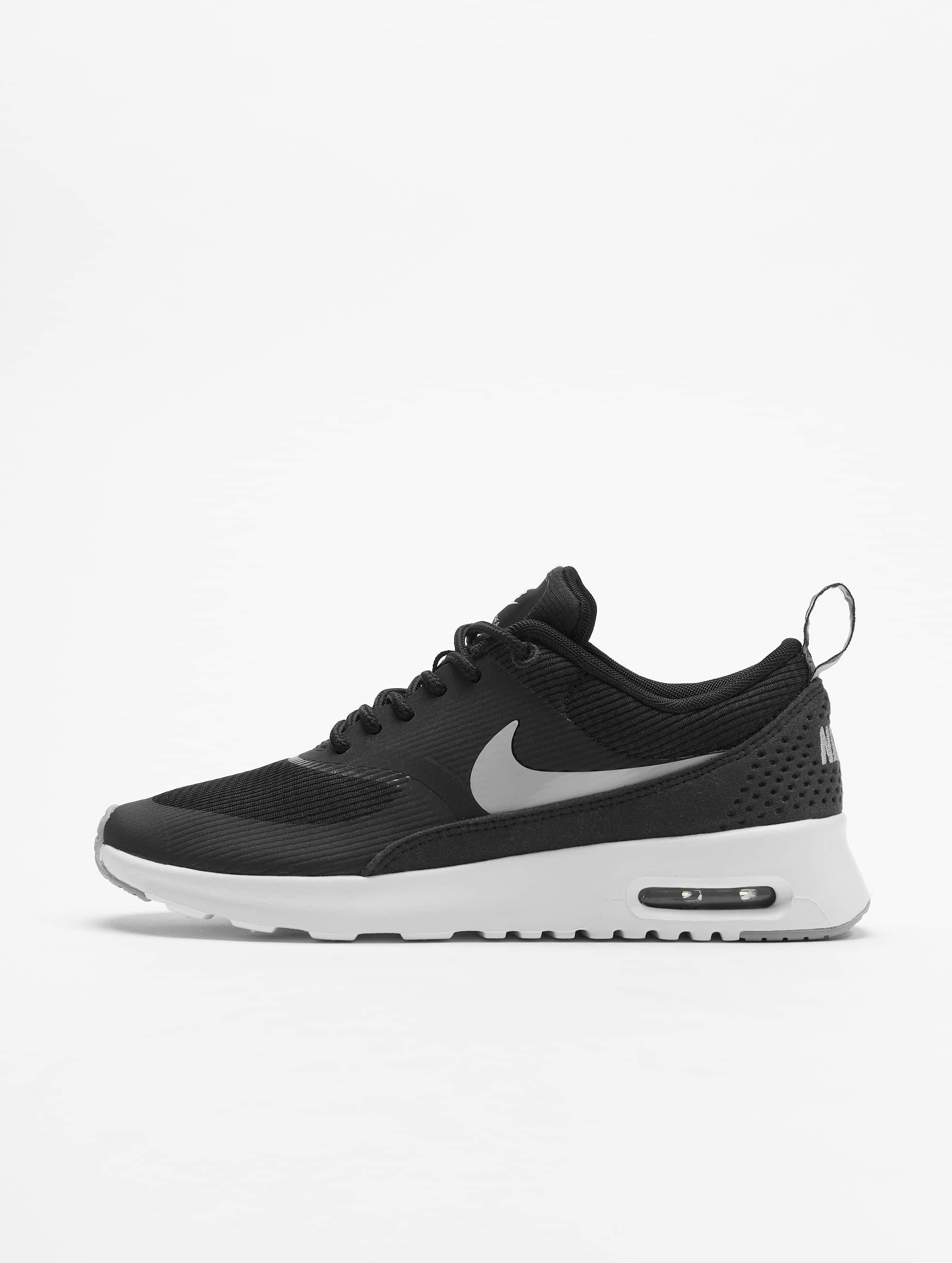 nike damen sneaker air max thea in schwarz 118617. Black Bedroom Furniture Sets. Home Design Ideas
