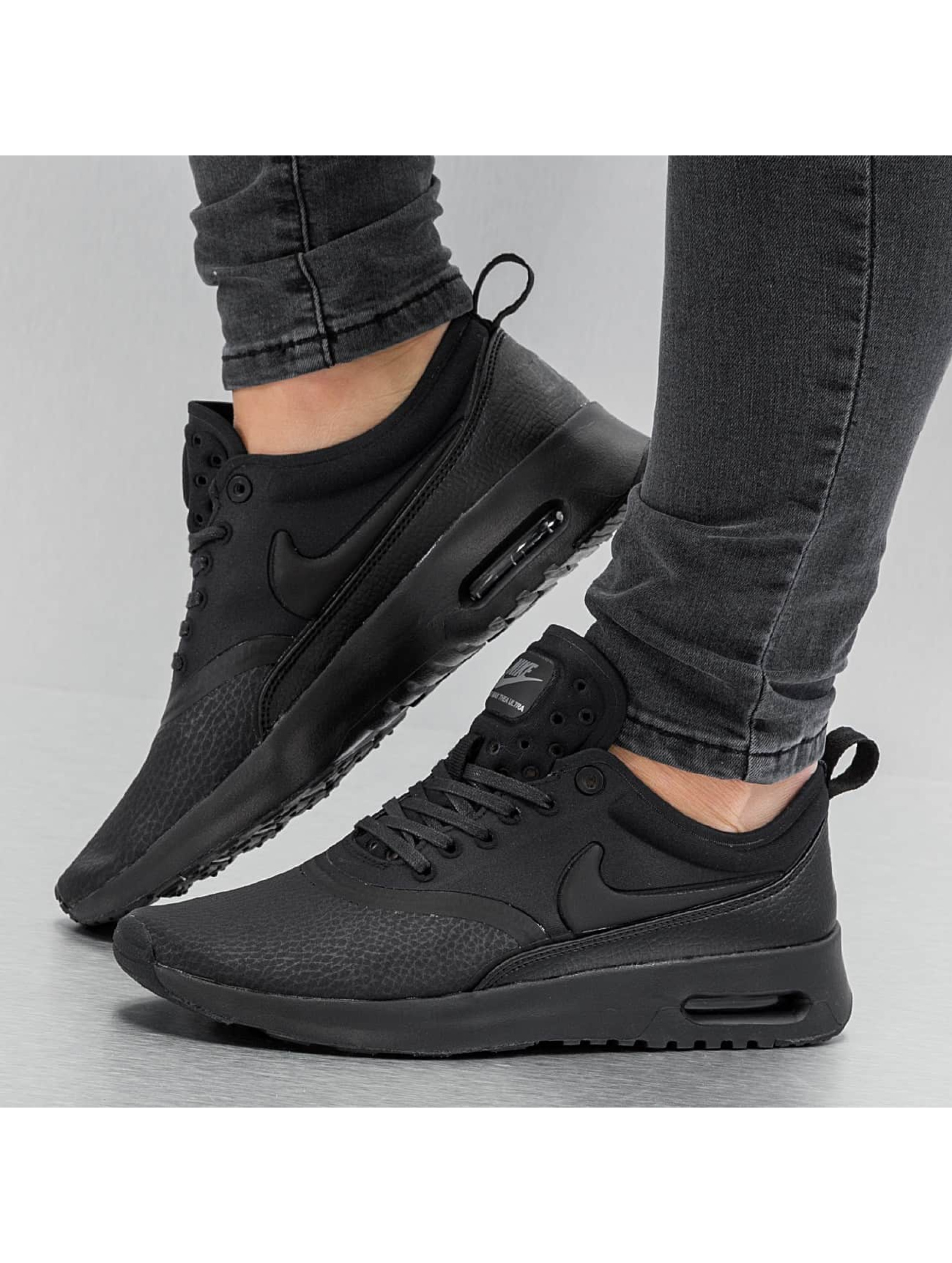 nike sneaker wmns air max thea ultra premium in schwarz 289458. Black Bedroom Furniture Sets. Home Design Ideas