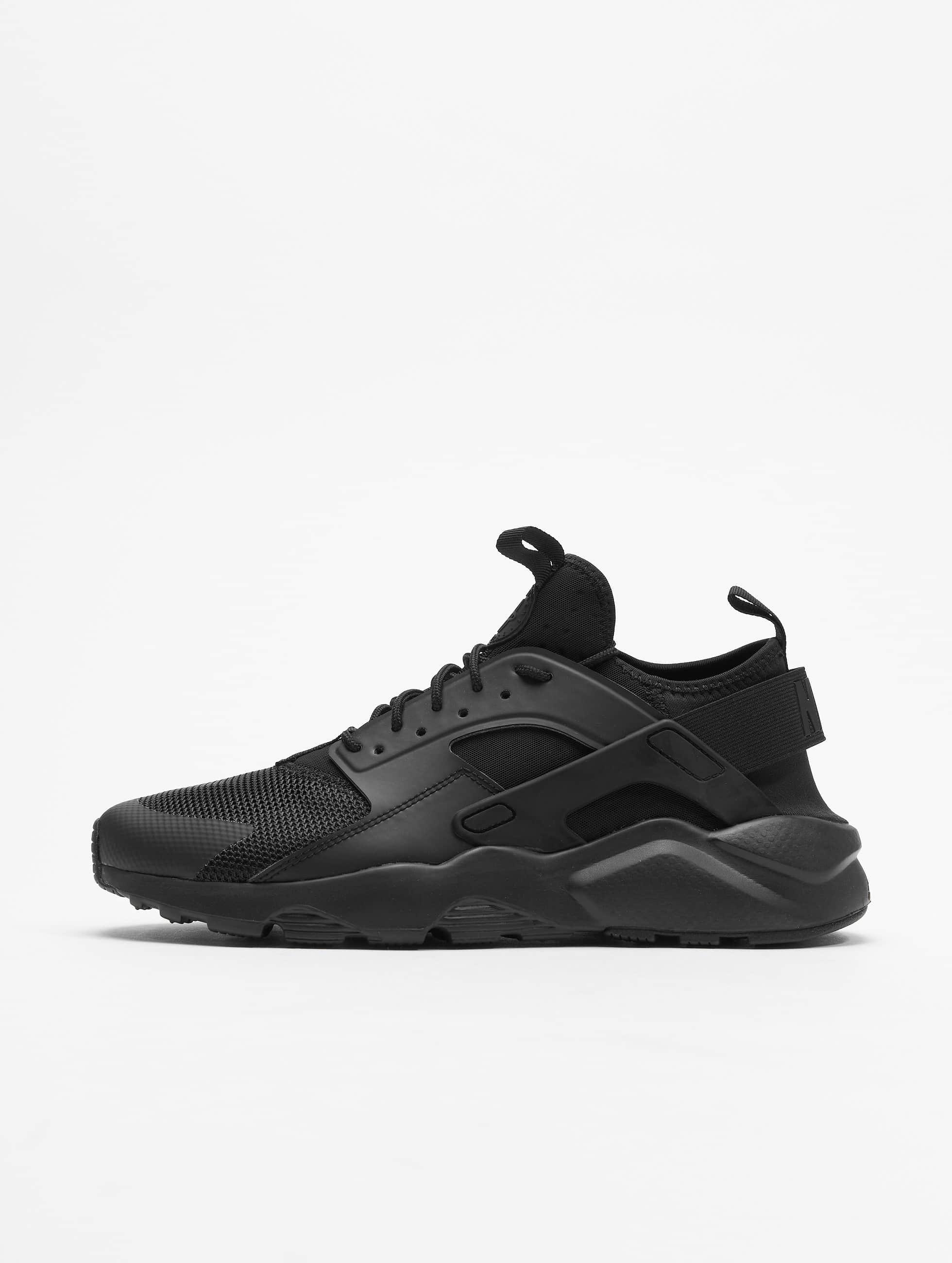 Nike Huarache Zwart Witte Zool