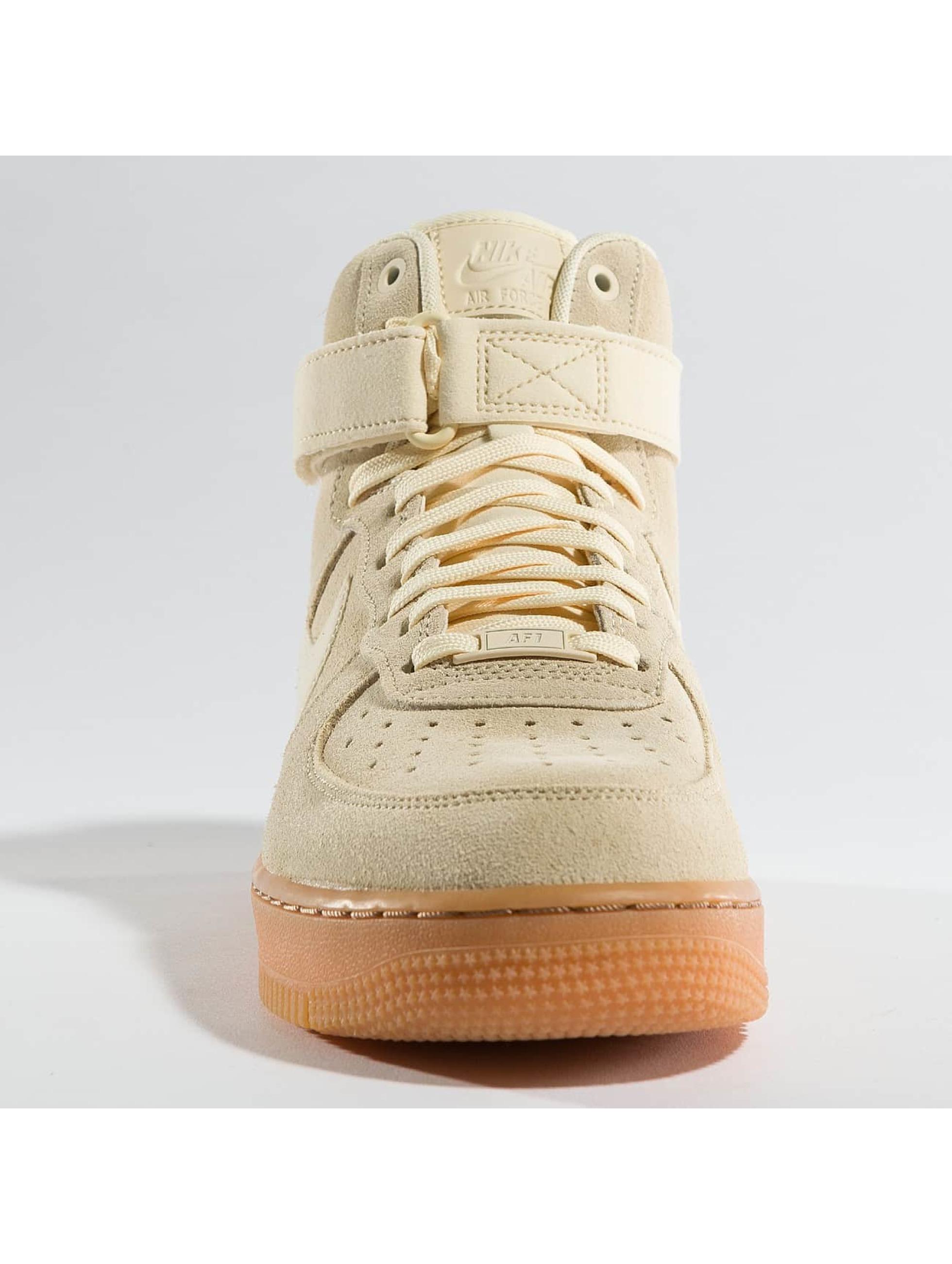 Nike Sneakers Air Force 1 High '07 LV8 beige