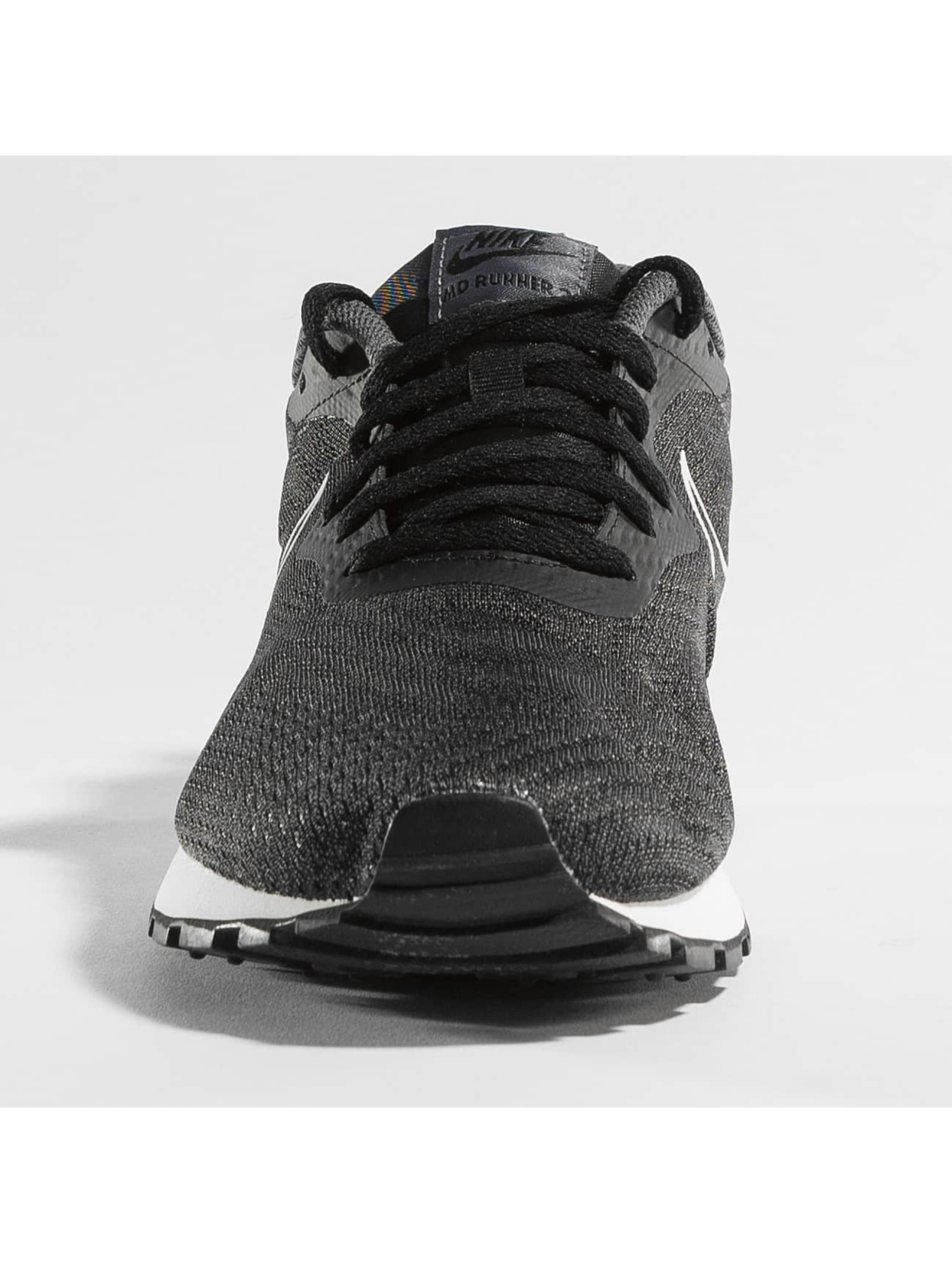 Nike Sneakers MD Runner II ENG Mesh black
