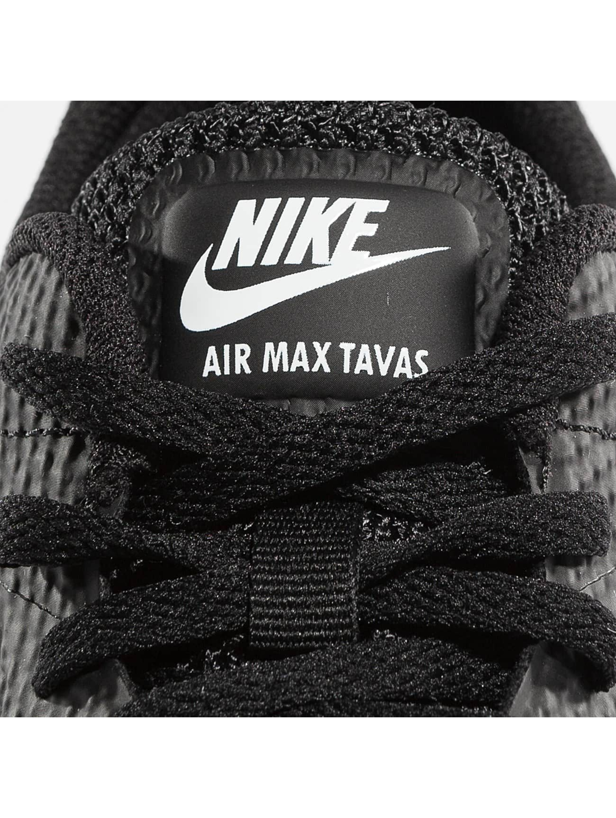 Nike Sneakers Air Max Tavas black