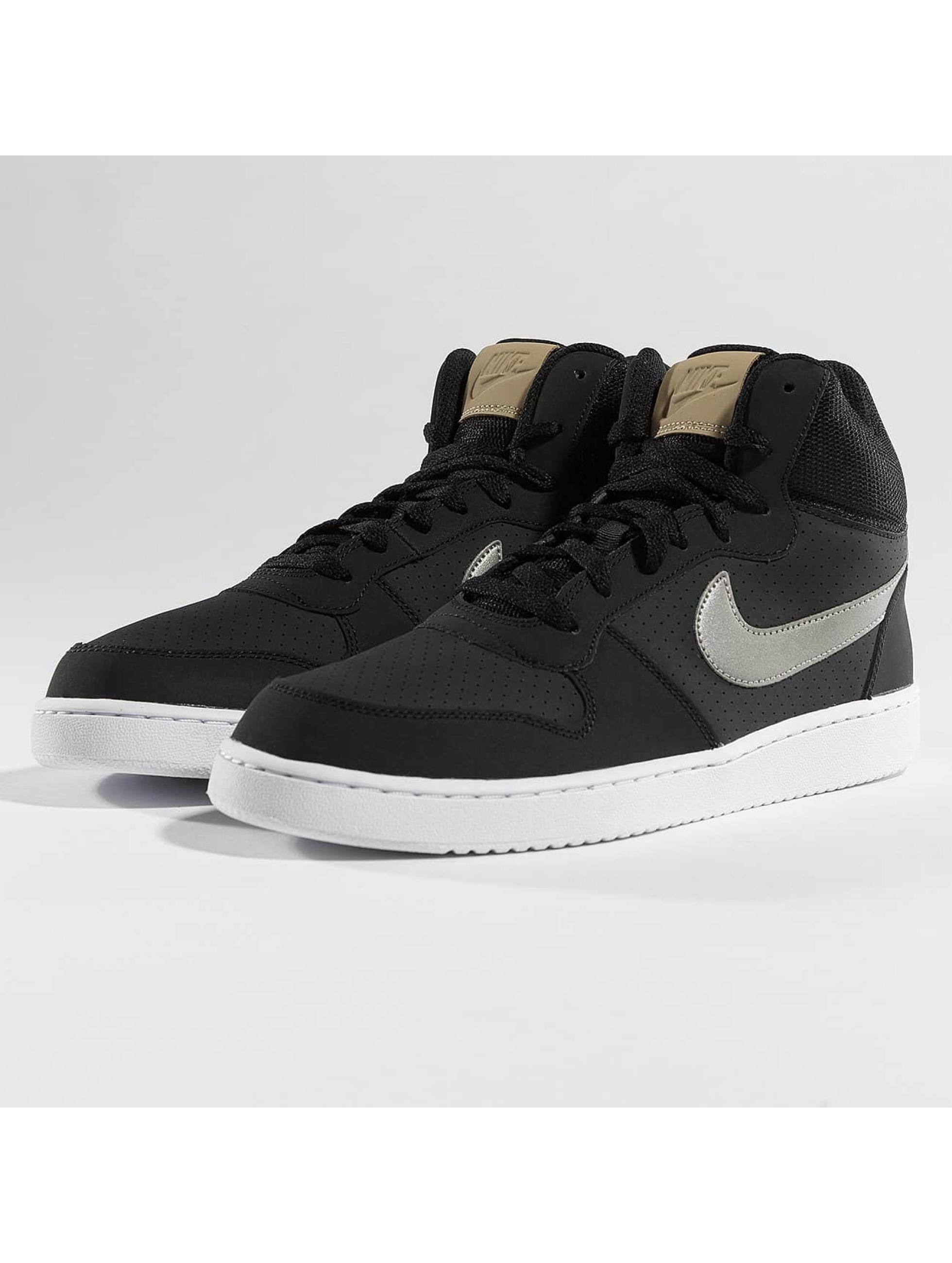 Nike Sneakers Court Borough Mid black