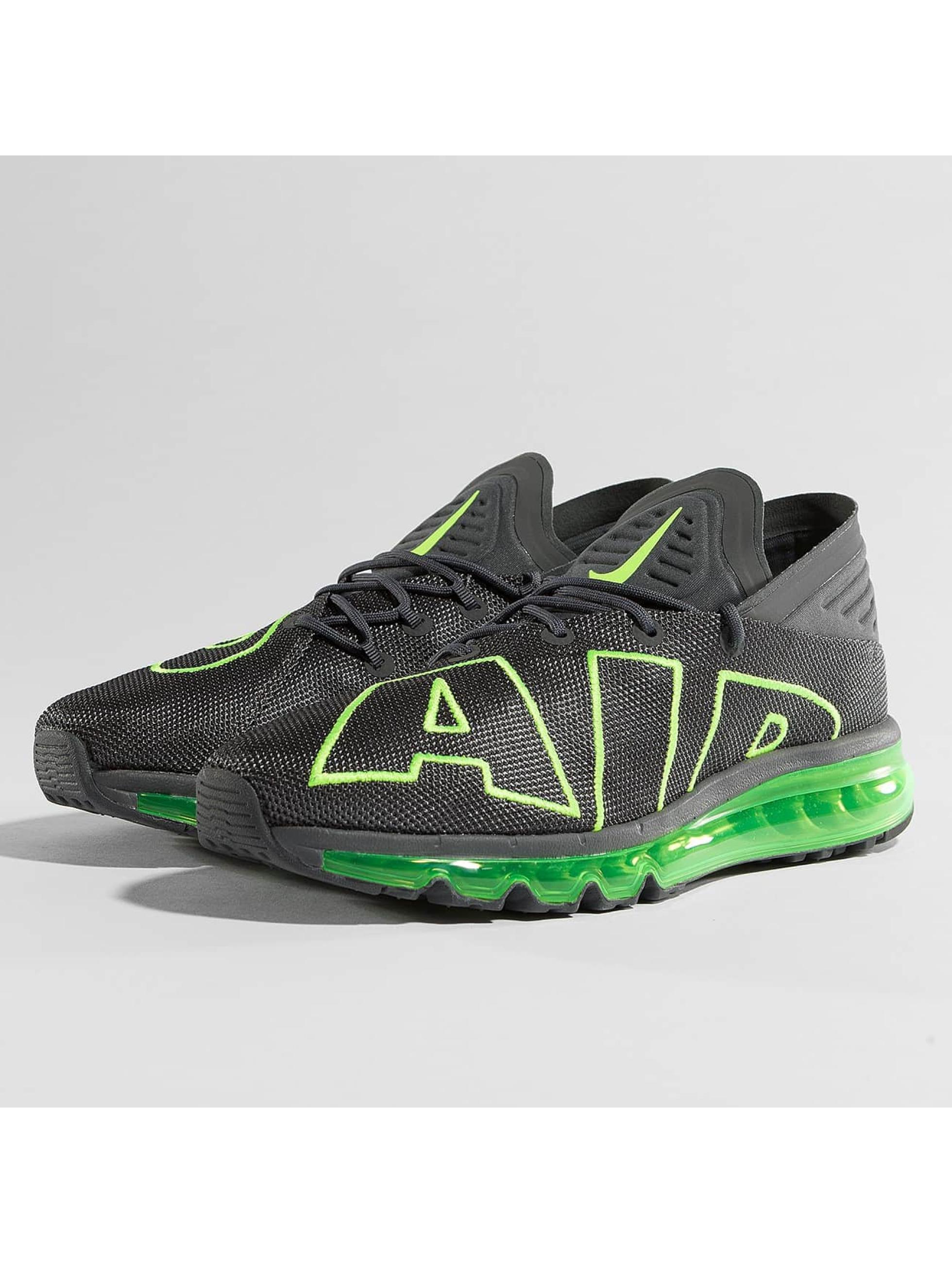 low priced d9cf1 281ba Nike Sneakers Air Max Flair grå