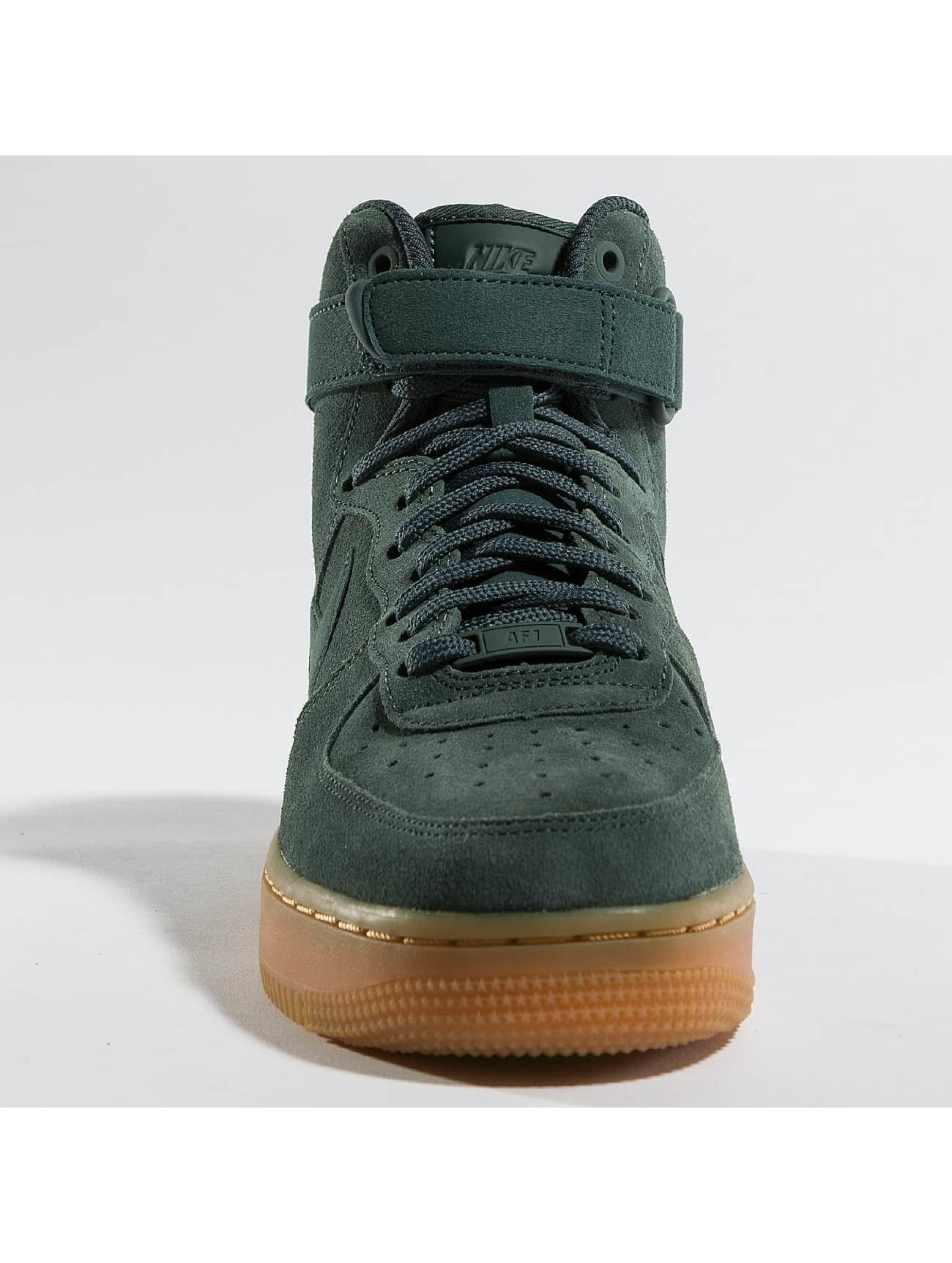 Nike Sneakers Air Force 1 High '07 LV8 green