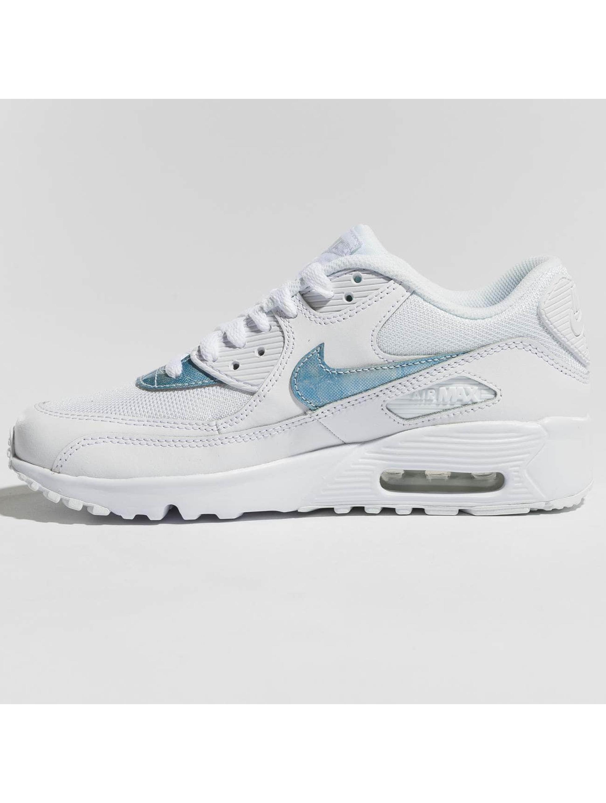 Nike Sneakers Air Max 90 Mesh (GS) white