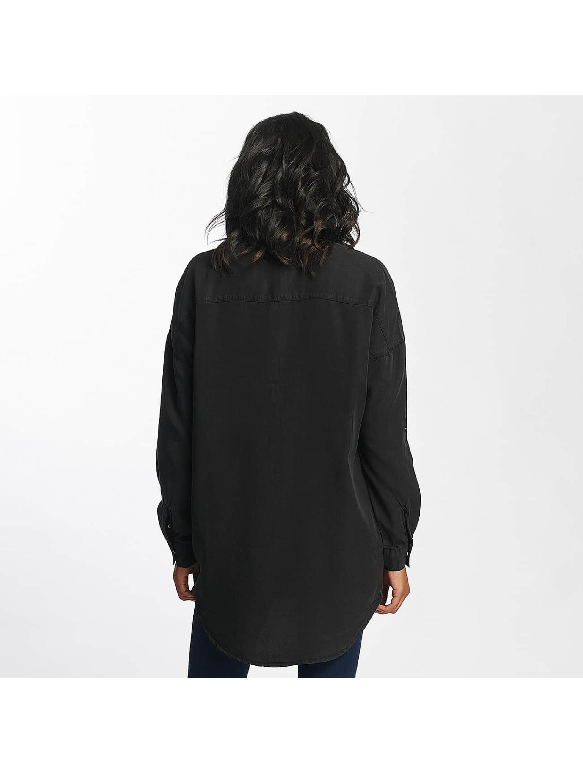 Noisy May Blouse/Tunic nmEric Oversize black